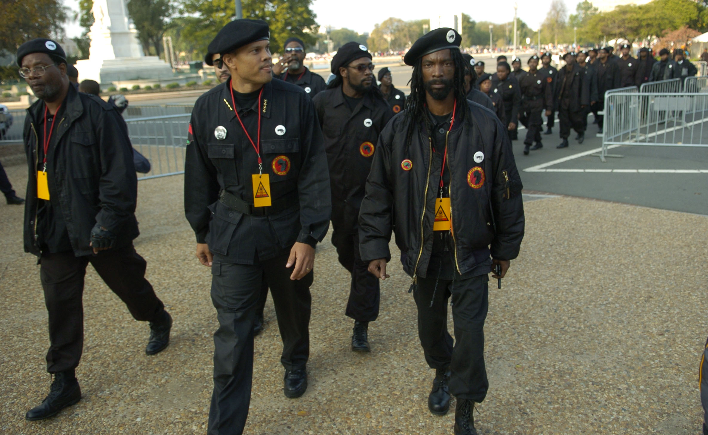 Black Panther Party Logo New Black Panther Party