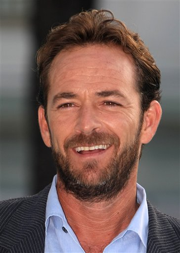 luke perry instagram