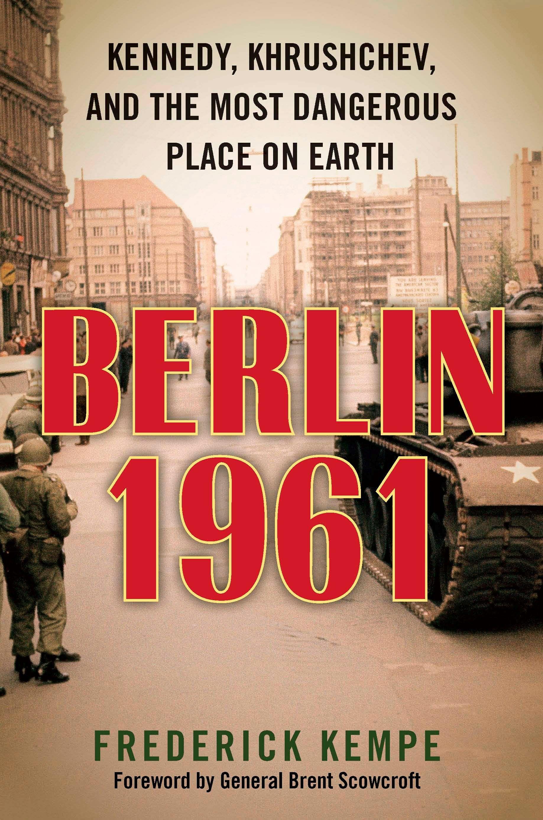 Book 1961 Book Review 'berlin 1961'