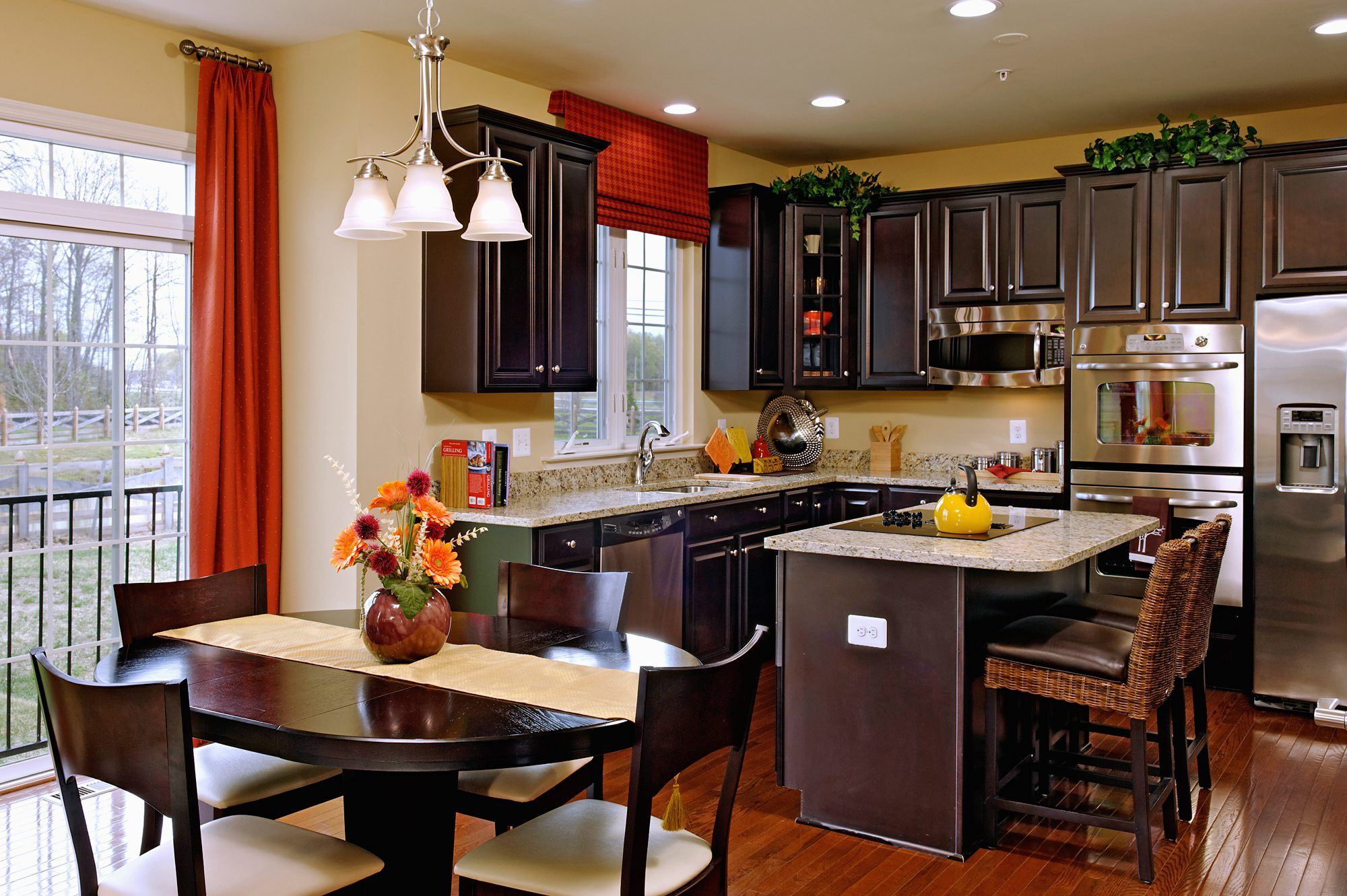 New In Virginia Cottage Farm Washington Times . Dr Horton Kitchen Cabinets  ...