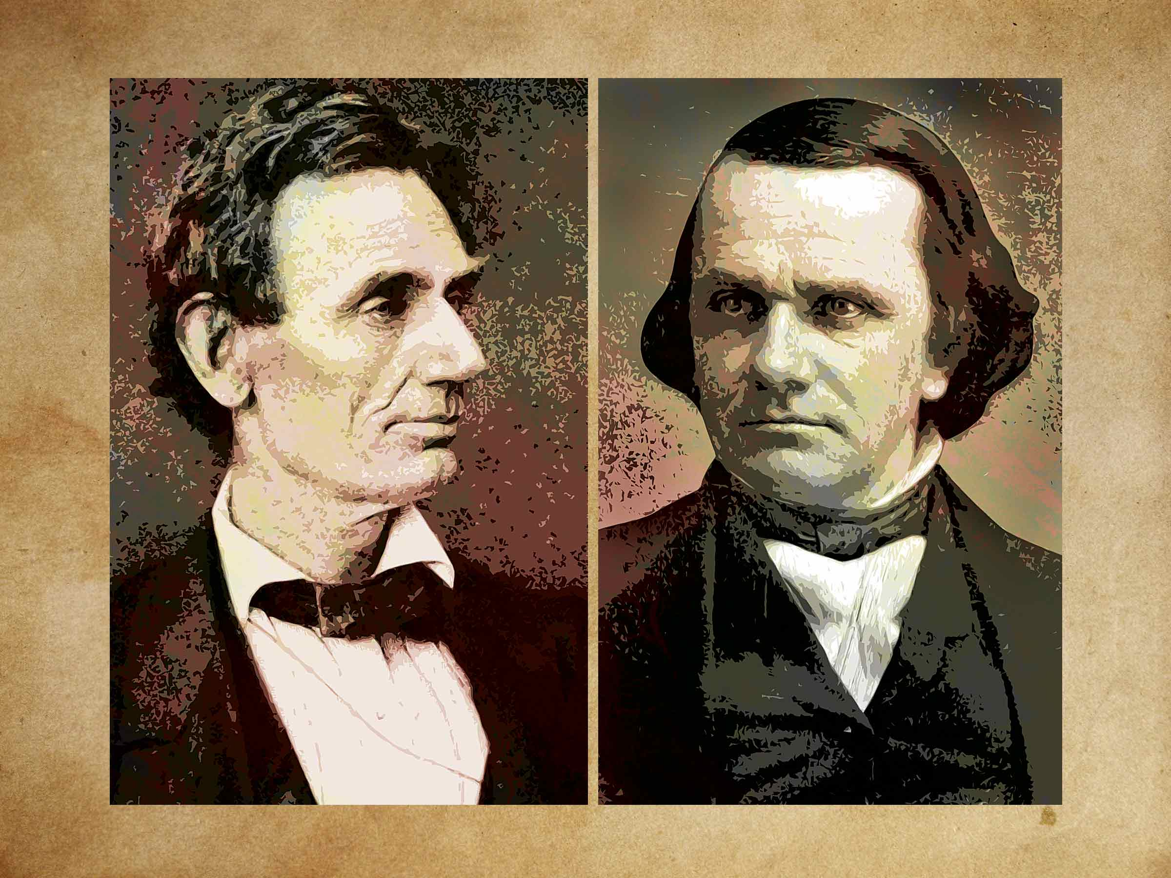 lincoln and douglas debates Links to a series of podcasts about the lincoln-douglas debates with rodney davis and douglas wilson, co-directors of the lincoln studies center at knox college they discuss each of the lincoln-douglas debates, and their book, the lincoln douglas debates: the lincoln studies center edition, is the first critical edition of the debate.