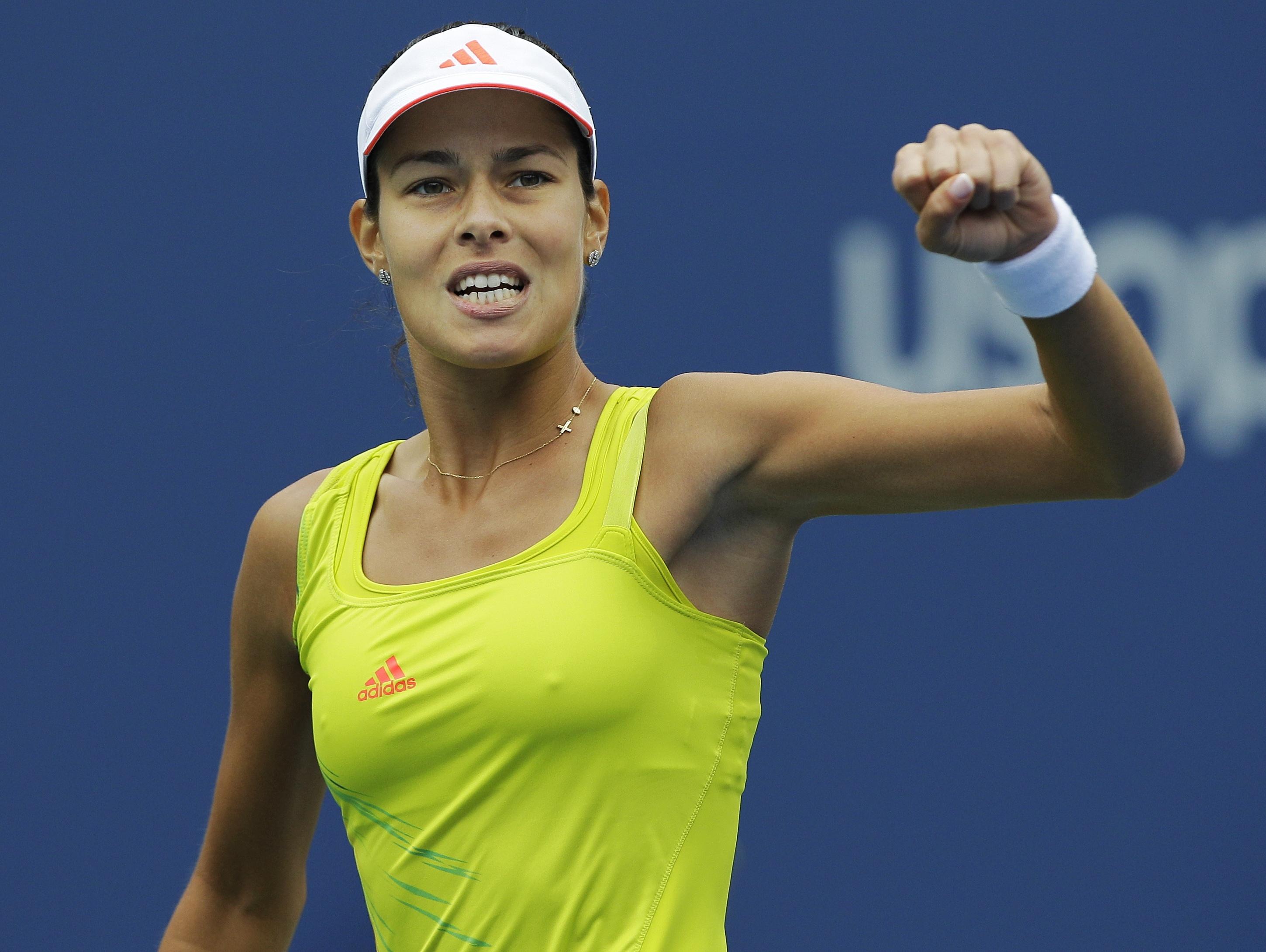 US Open 2012: Ana Ivanovic beats Tsvetana Pironkova to reach quarters ...