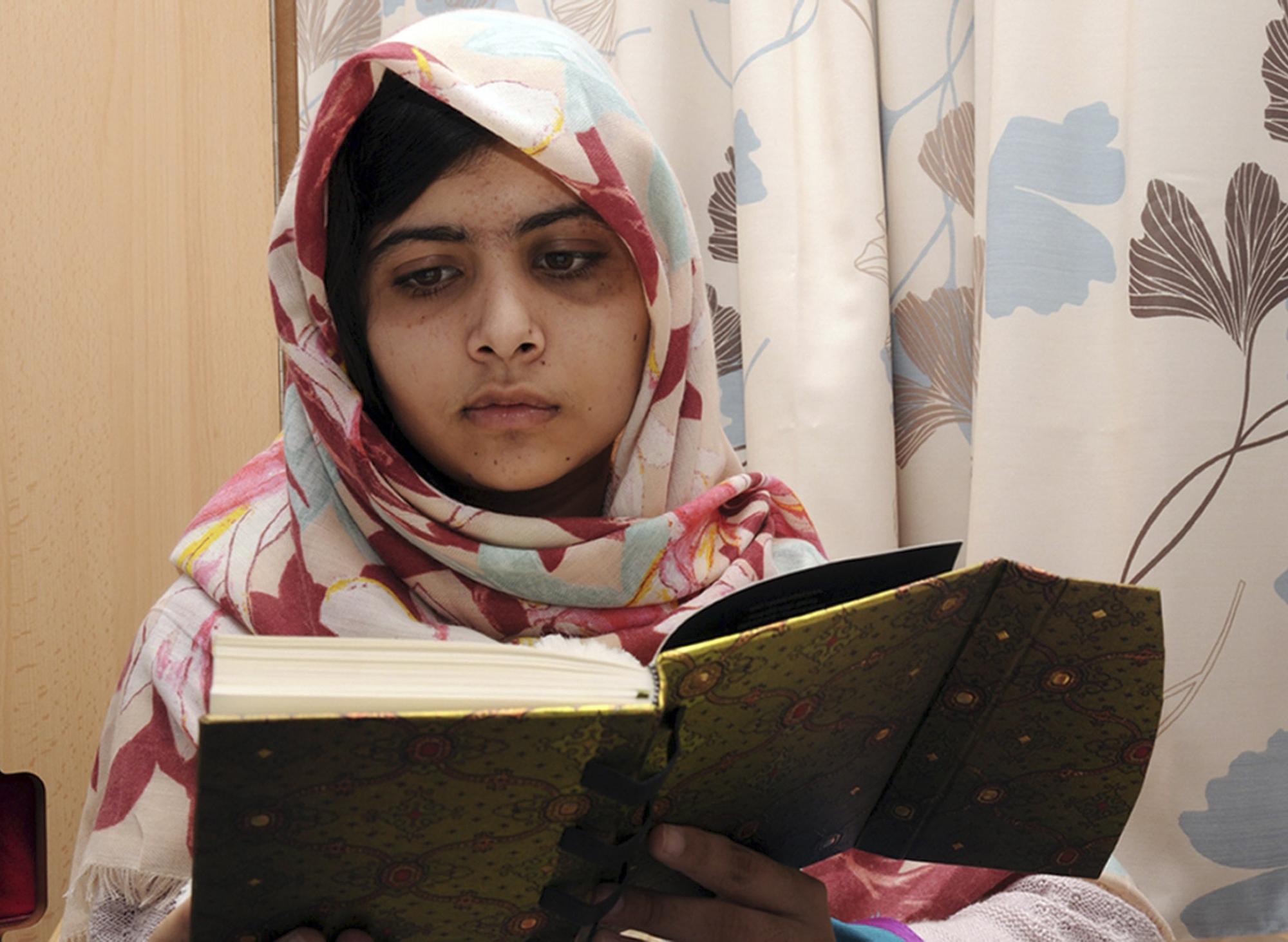 Malala Yousafzai - Bio, News, Photos - Washington Times