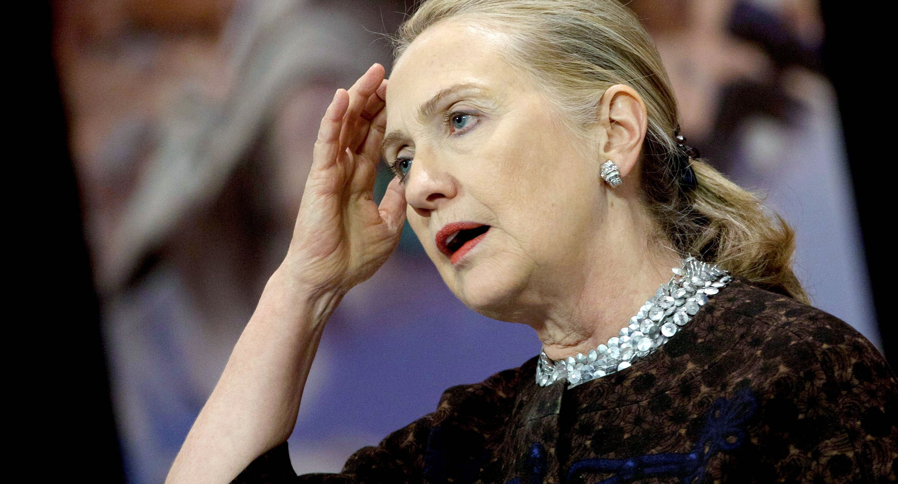 damage control hillary clinton loyalists suspected of criminal