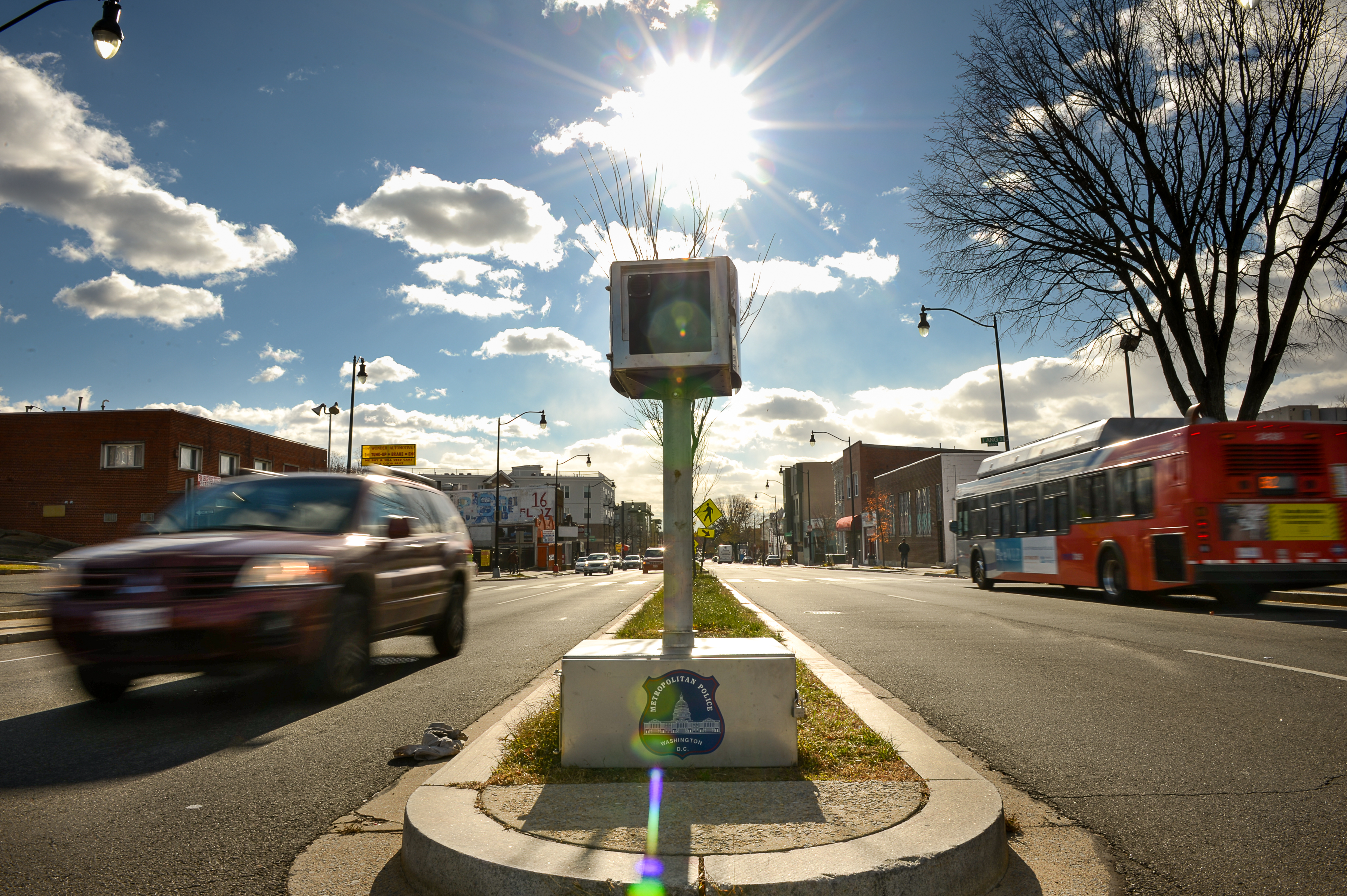 Camera Maryland Highway Cameras d c next generation traffic cameras set to go live washington times