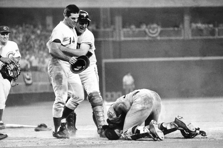 Ray Fosse Baseball moves to ban home plate collisions Washington Times