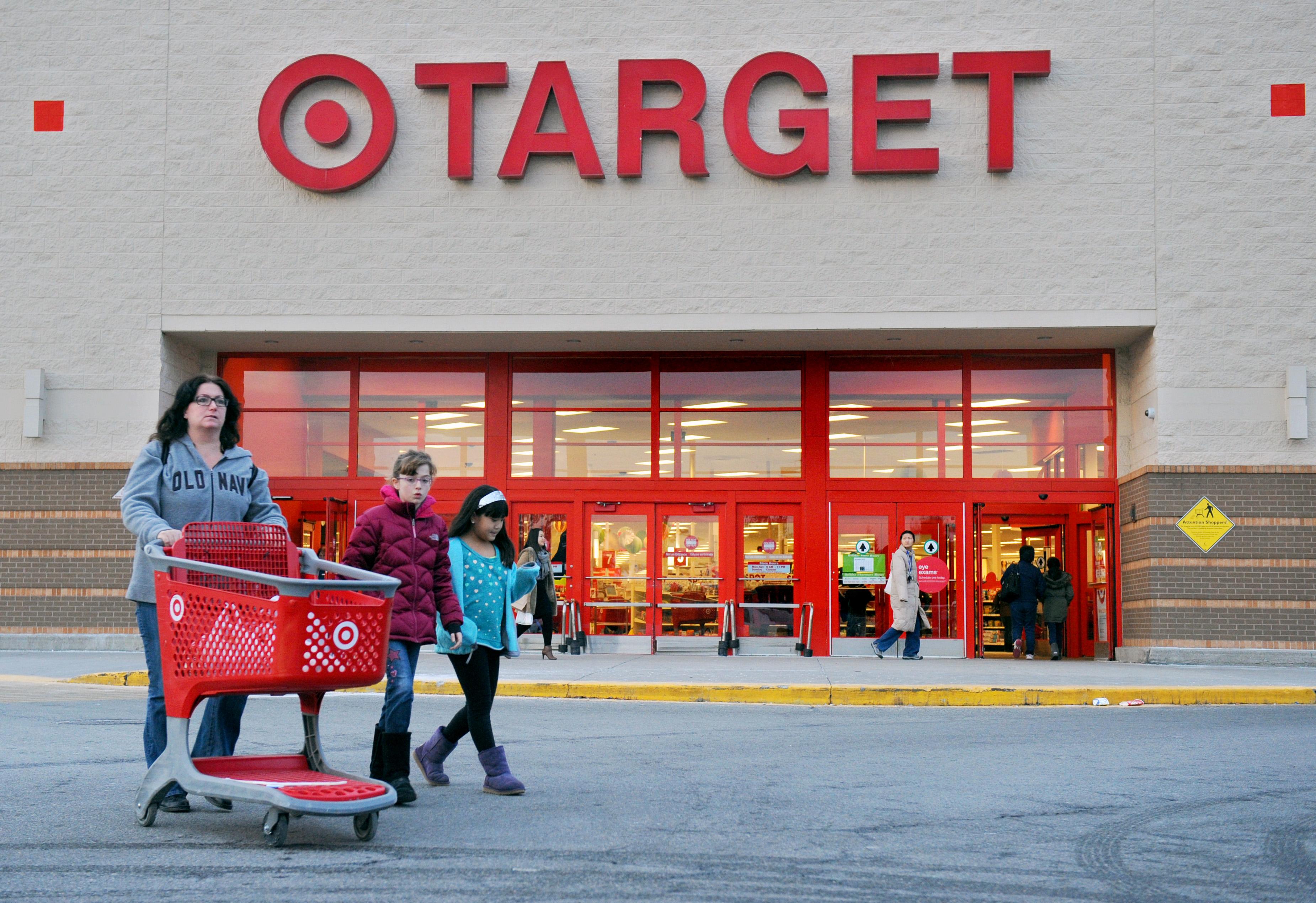 Shop online target