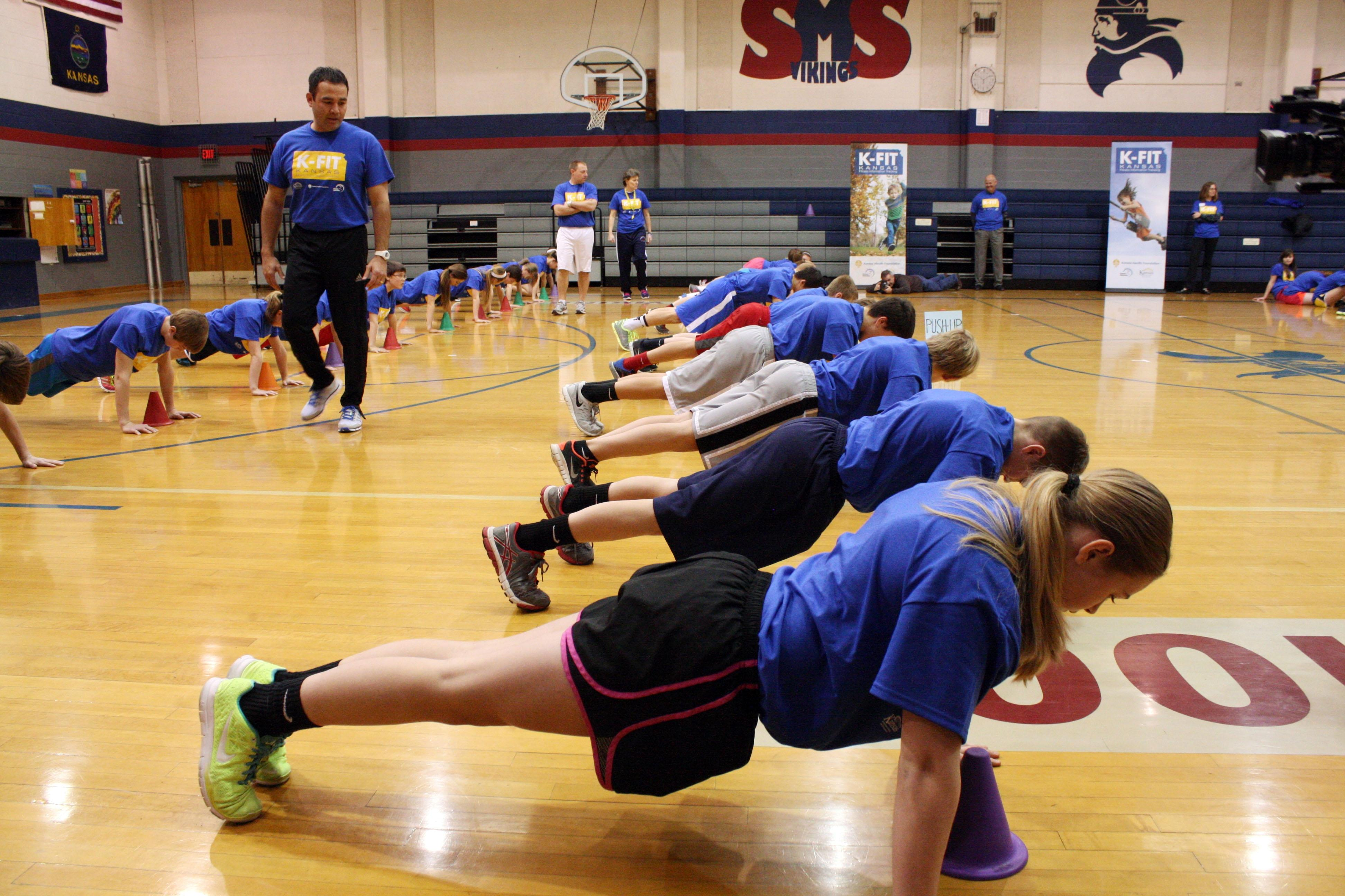 physical activity and fitness on academic Academics & physical activity evidence-based physical education  the study examined fitness and academic results of more than 300 students at a west michigan .
