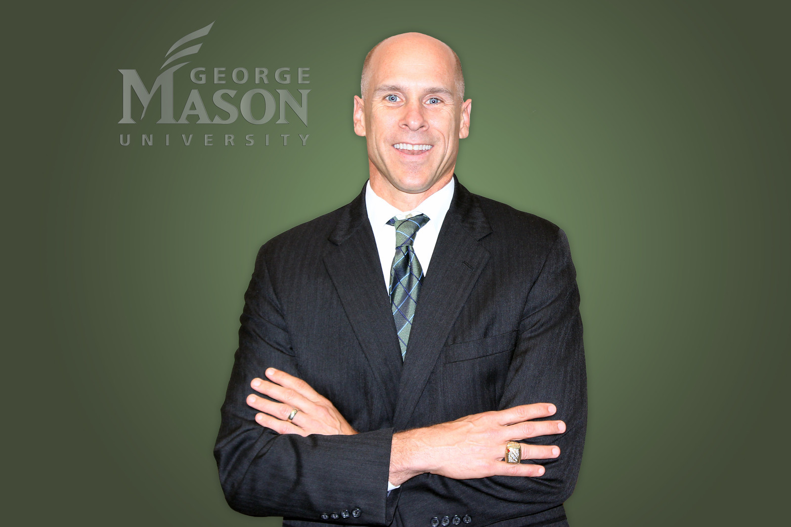 Brad Edwards takes over as George Mason athletic director ...
