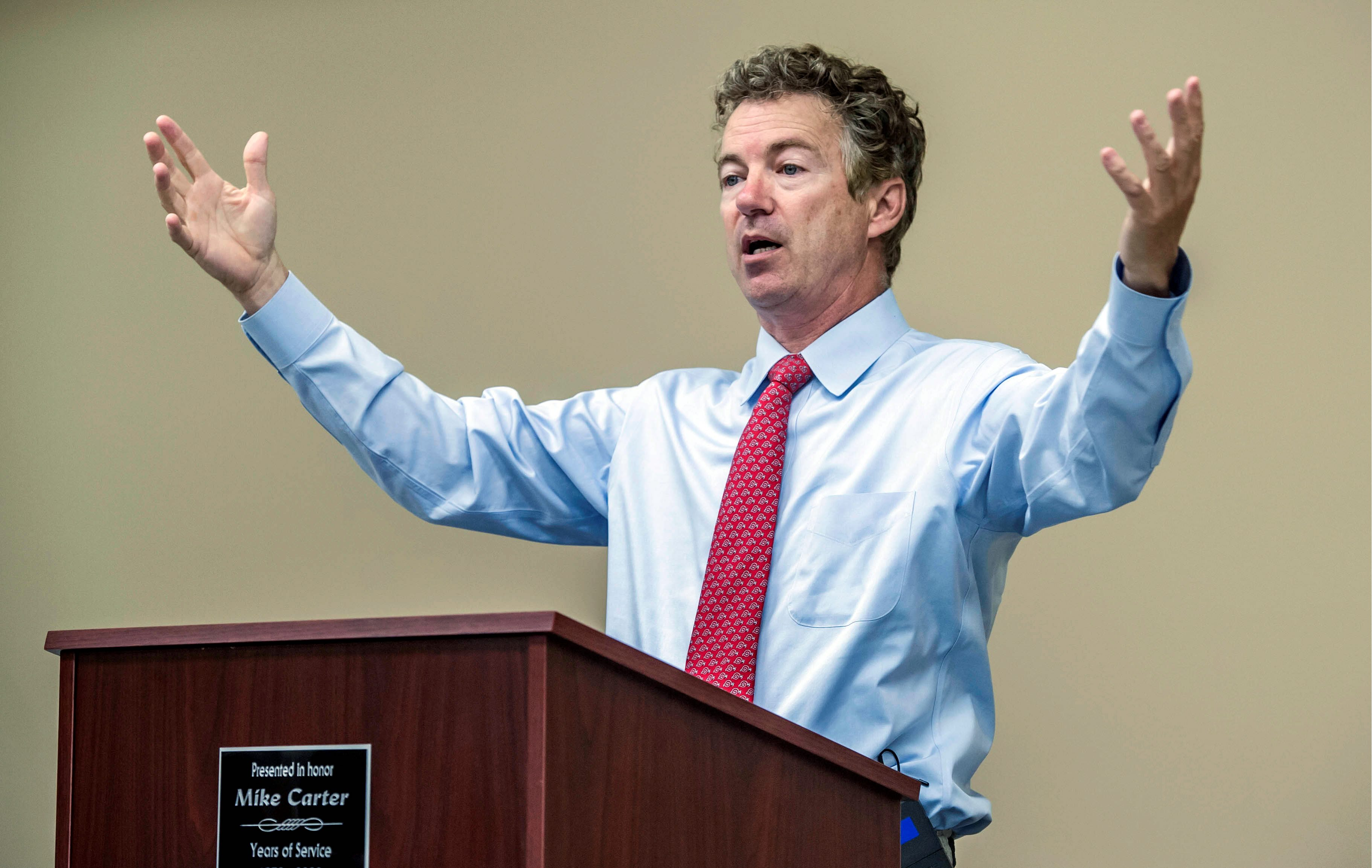 exclusive rand paul throws weight behind immigration reform exclusive rand paul throws weight behind immigration reform effort washington times