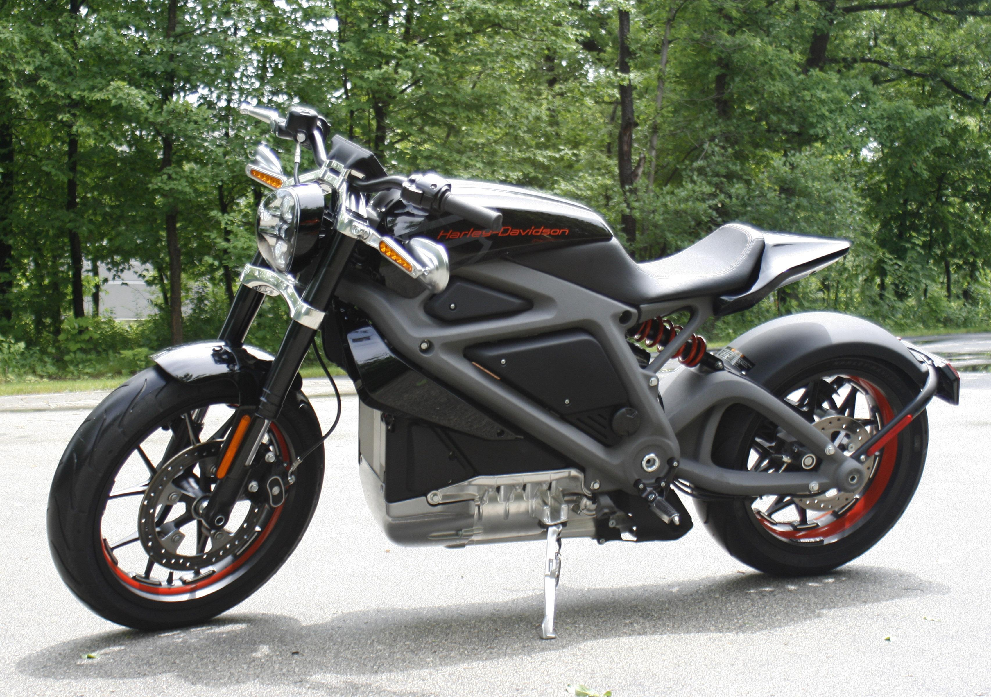 Harley-Davidson goes green; motorcycle company rolling out ...