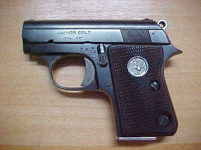 Titan 25 Caliber Pistol Owners Manual