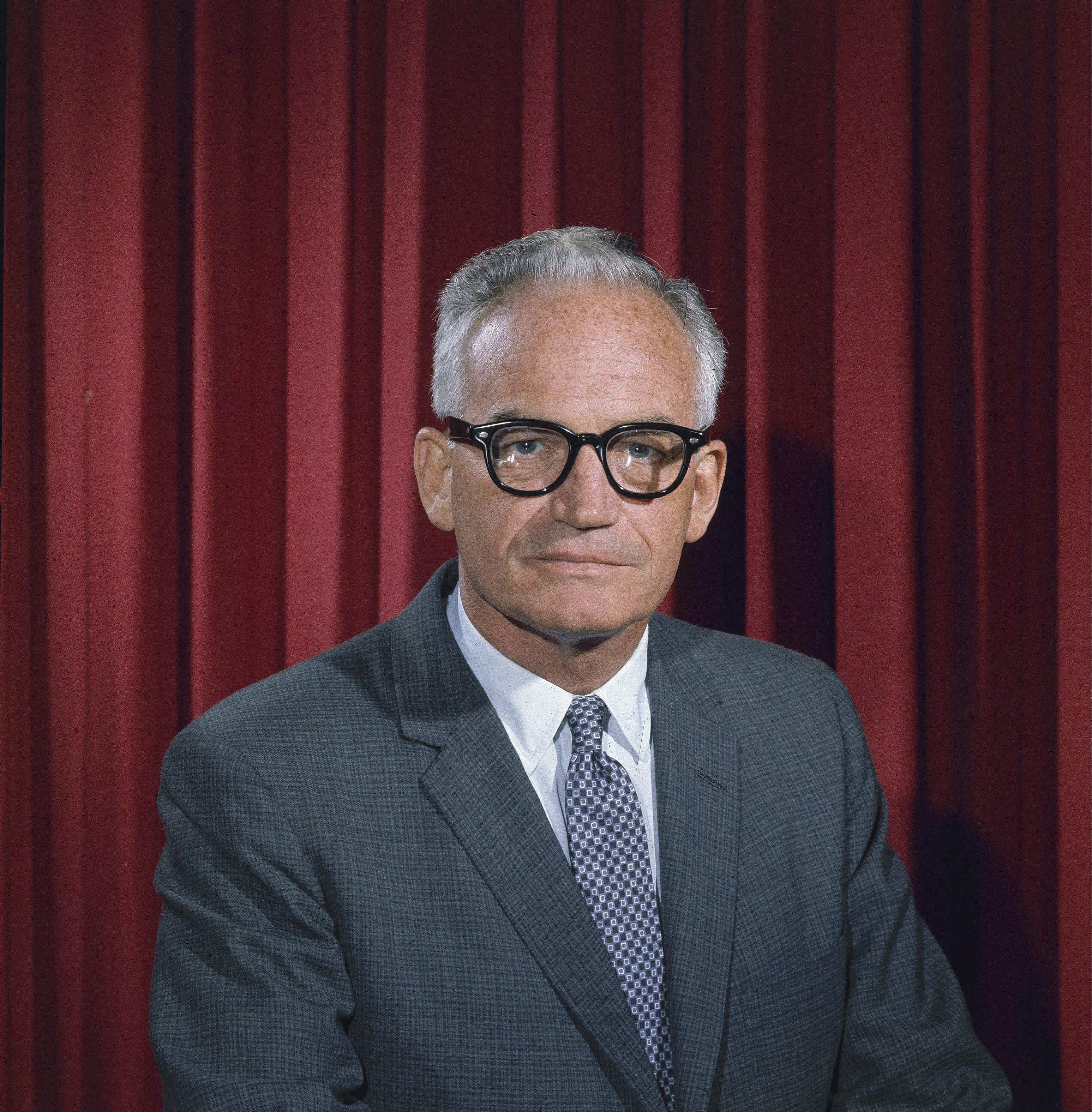 the life and times of barry goldwater At the time of goldwater put it back in all walks of american life goldwater among the buildings and monuments named after barry goldwater are: the barry.