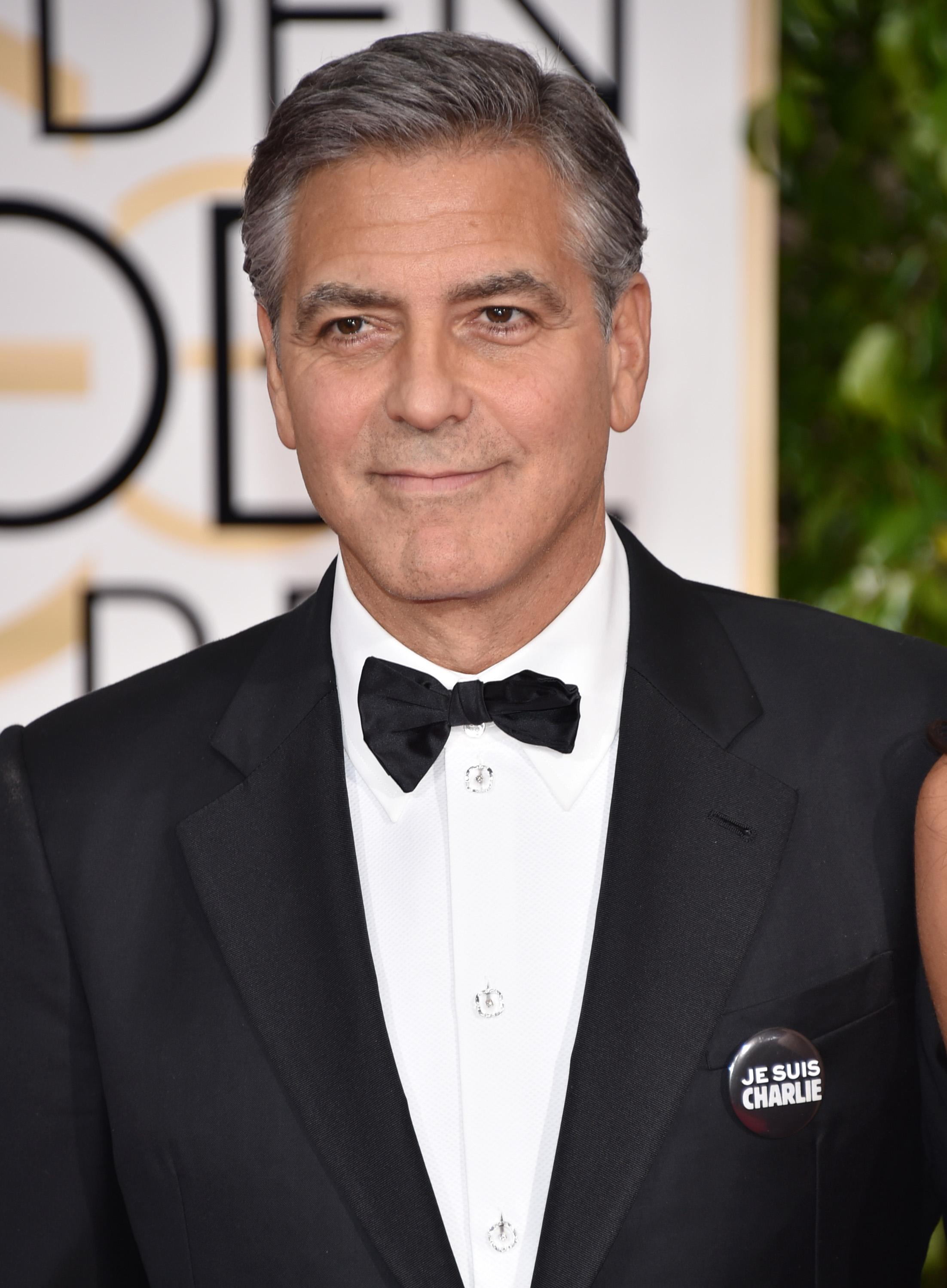 George Clooney: Donald...