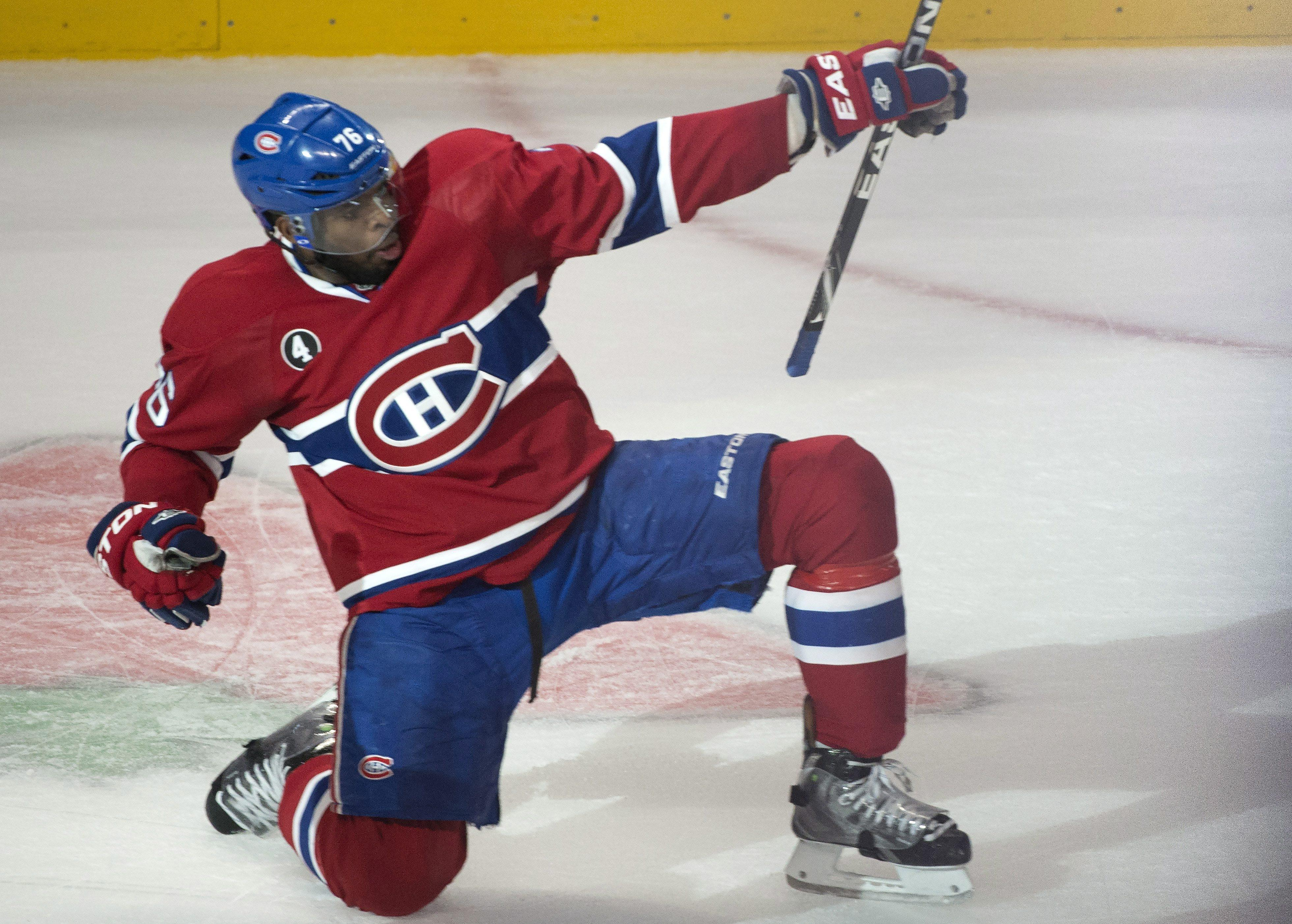 P K  Subban acquired by Predators from Canadiens for Shea Weber in     P K  Subban acquired by Predators from Canadiens for Shea Weber in blockbuster   Washington Times