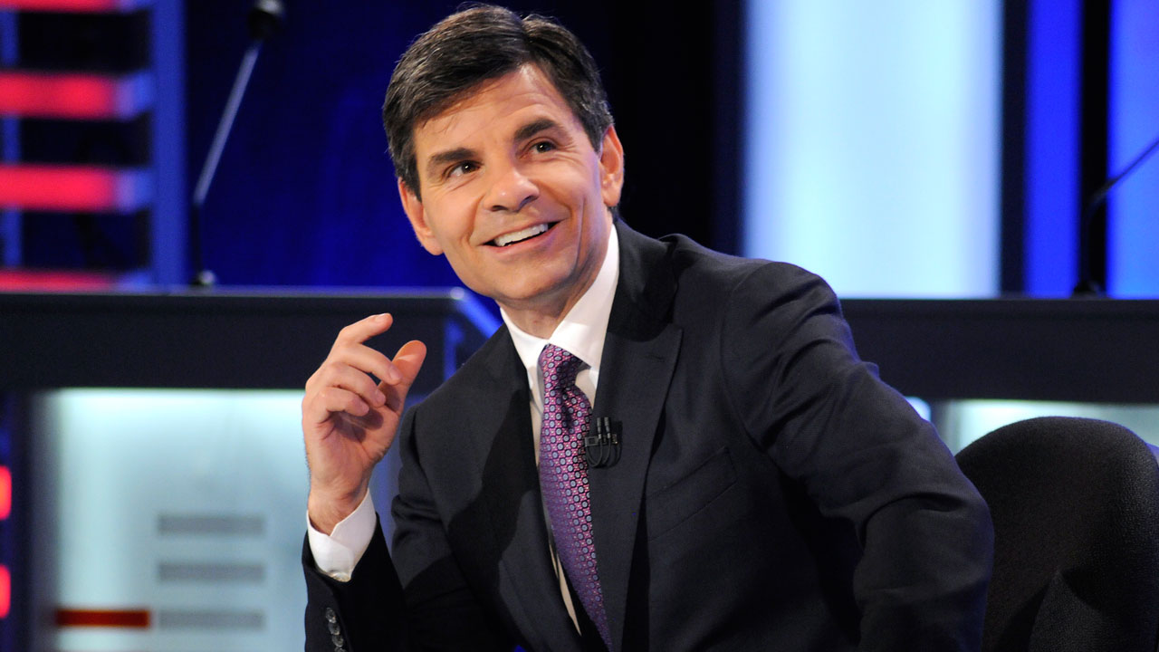 george stephanopoulos scandal