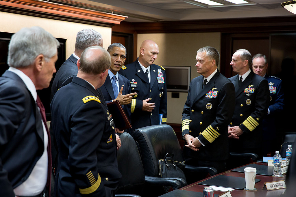 Image result for joint chiefs of staff 2015