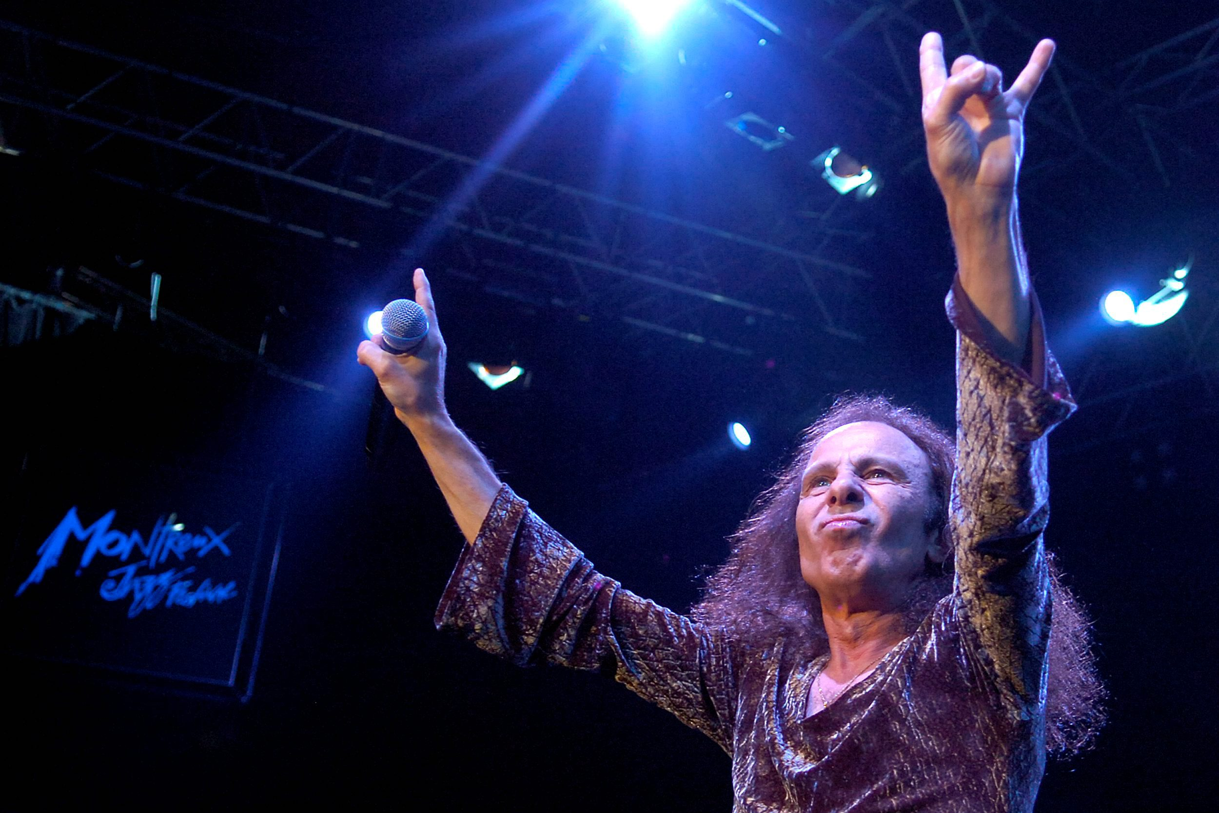 Ronnie Dio The Prophets Walking In Different Circles