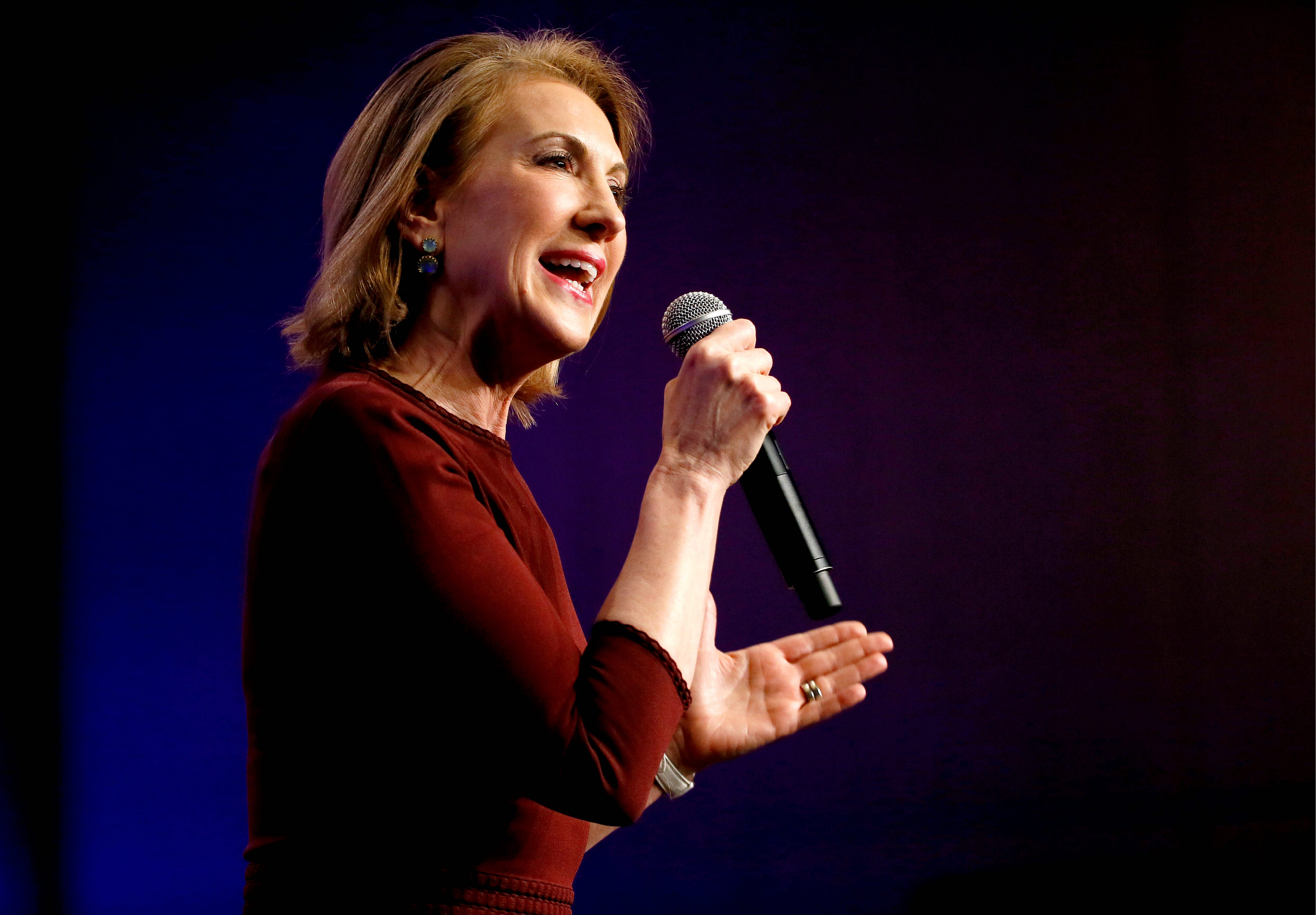 Ben Carson, Carly Fiorina Top Western Conservative Summit