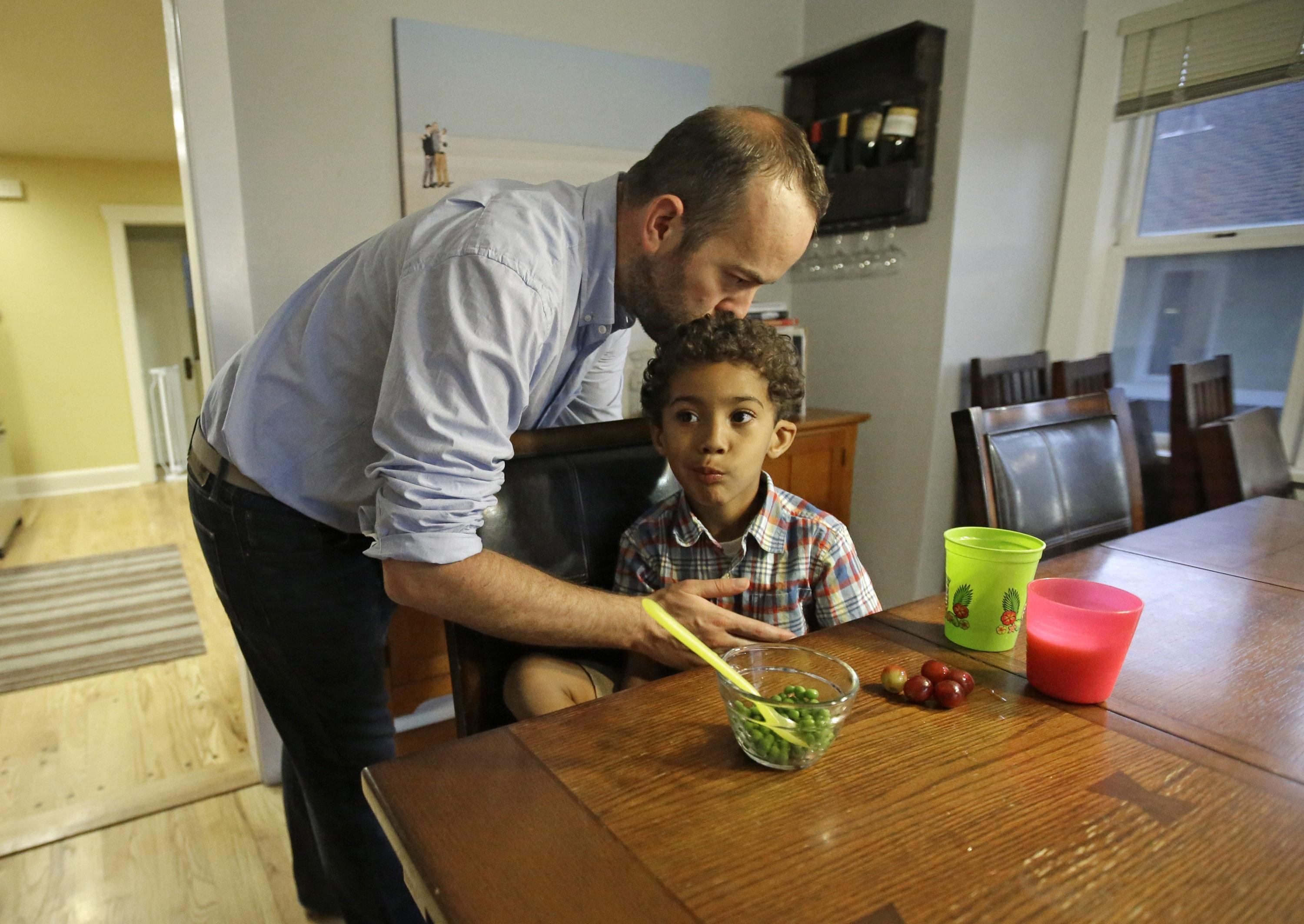 Ranks Of Gay Dads Increase As Samesex Marriage Spreads  Washington Times