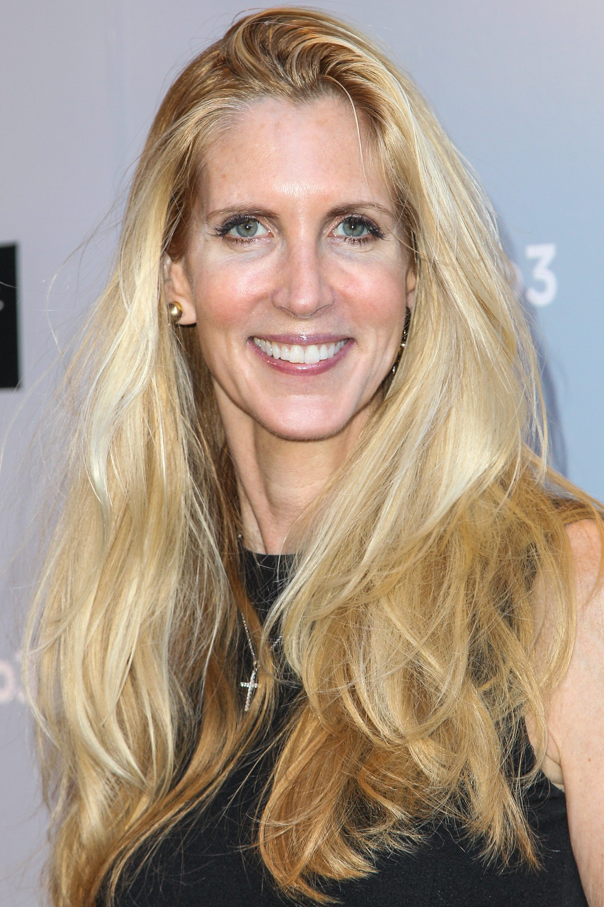 Ann Coulter earned a  million dollar salary - leaving the net worth at 8.5 million in 2017