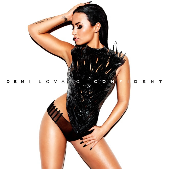 Confident Album Cover