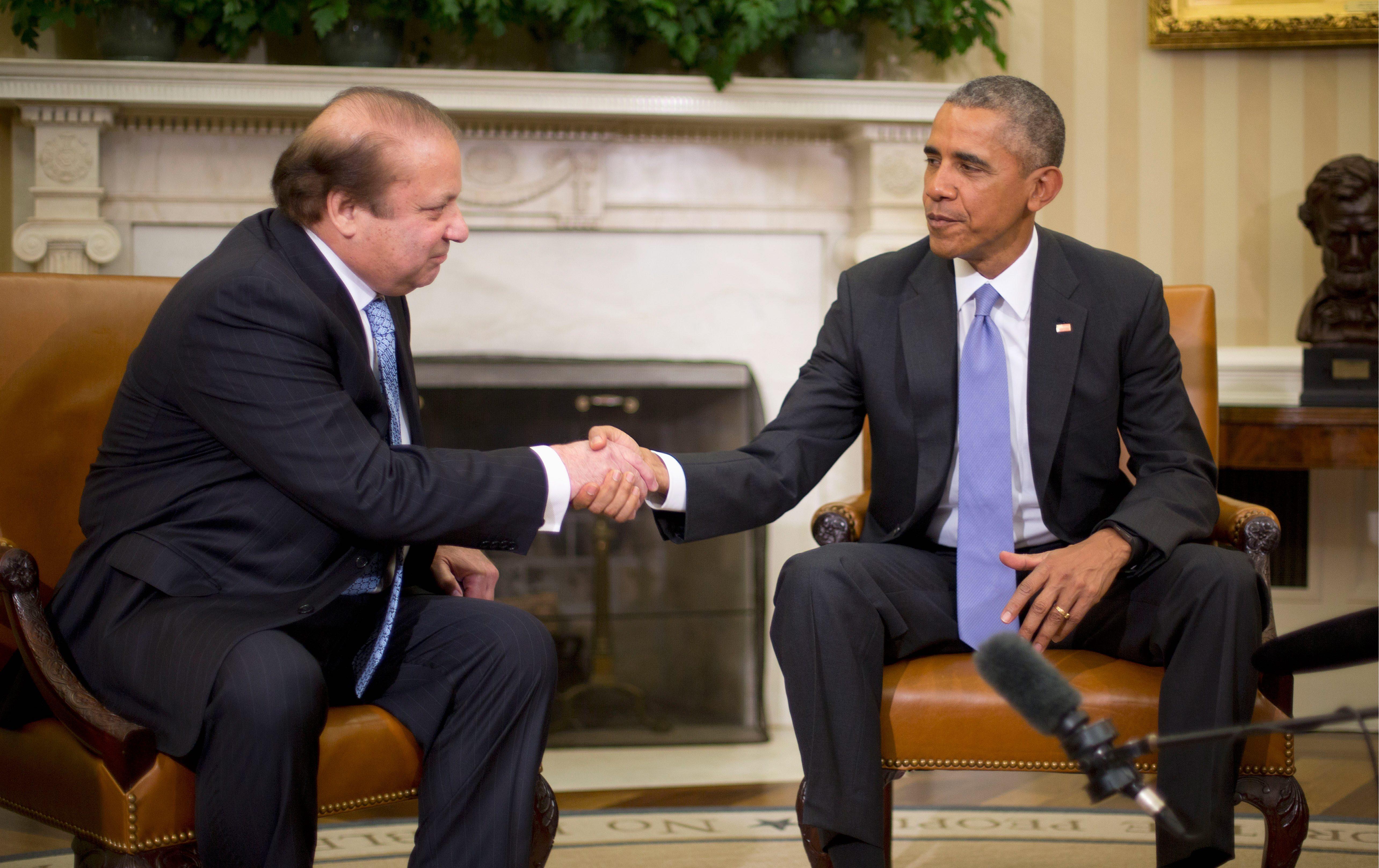Obama Us Pakistan