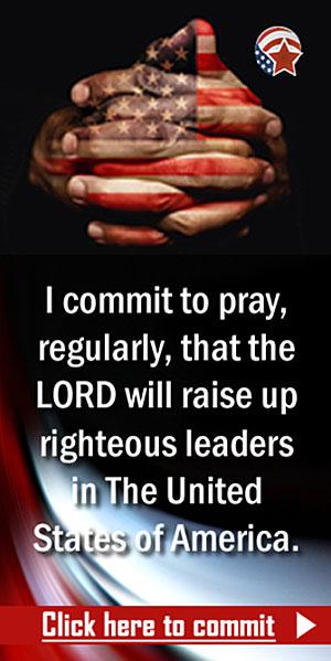 Commit to prayer