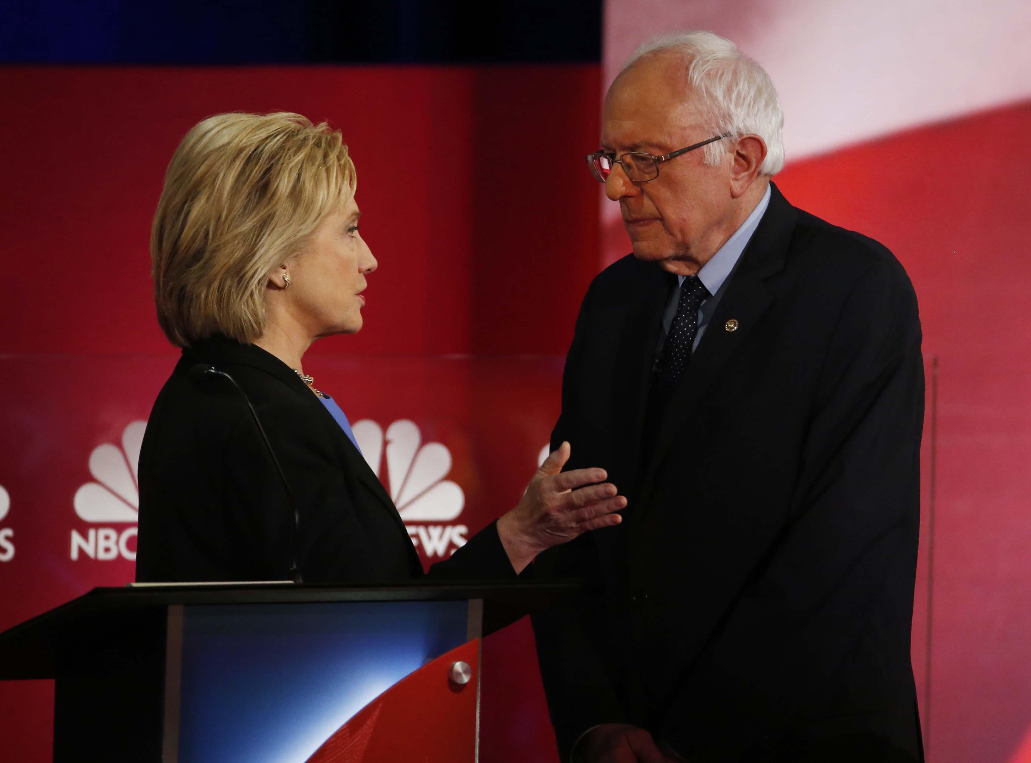 story trump campaign calls democrats message togetherness politics fear