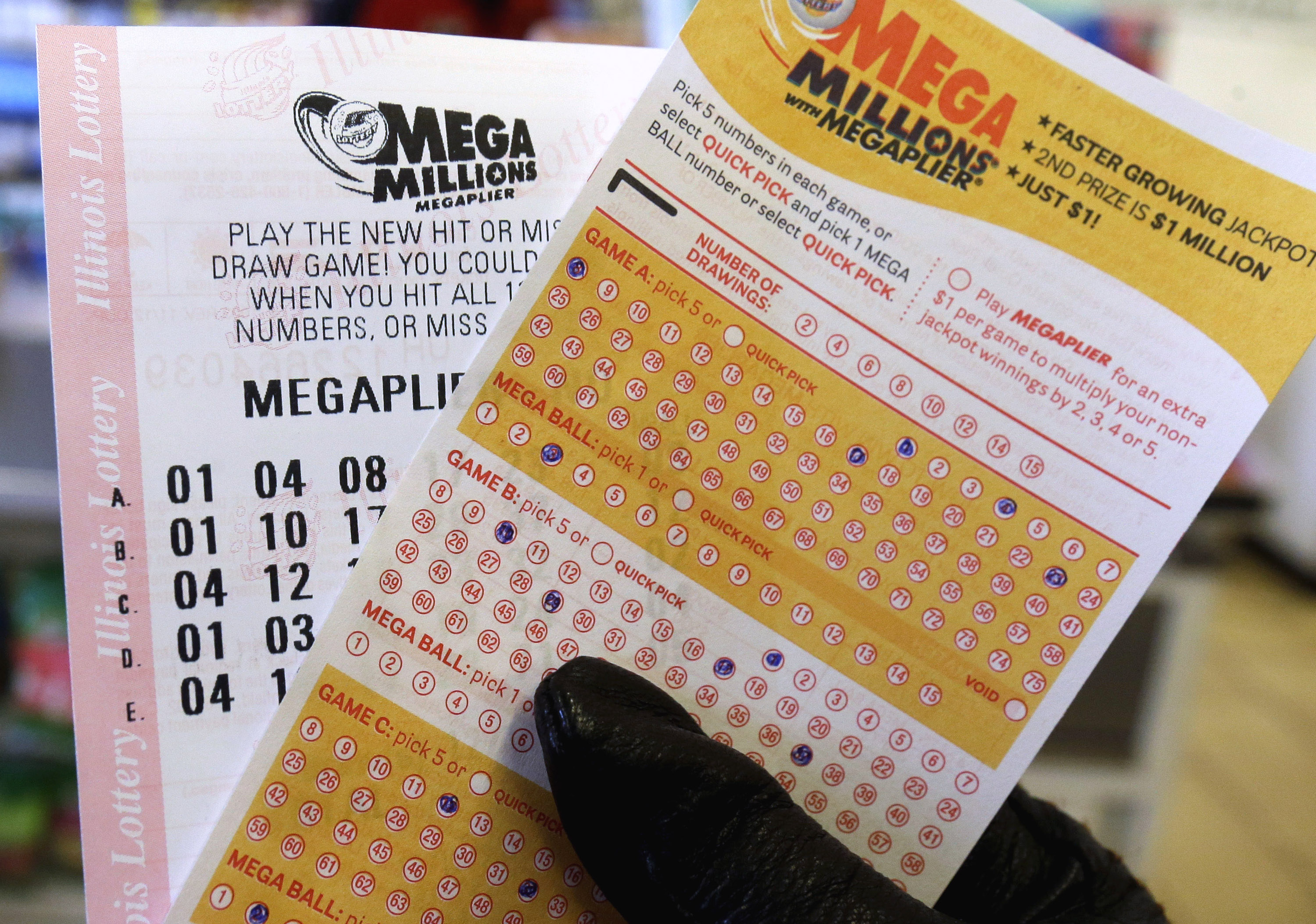 Mega Millions numbers for Tuesday, Jan. 19 revealed ...