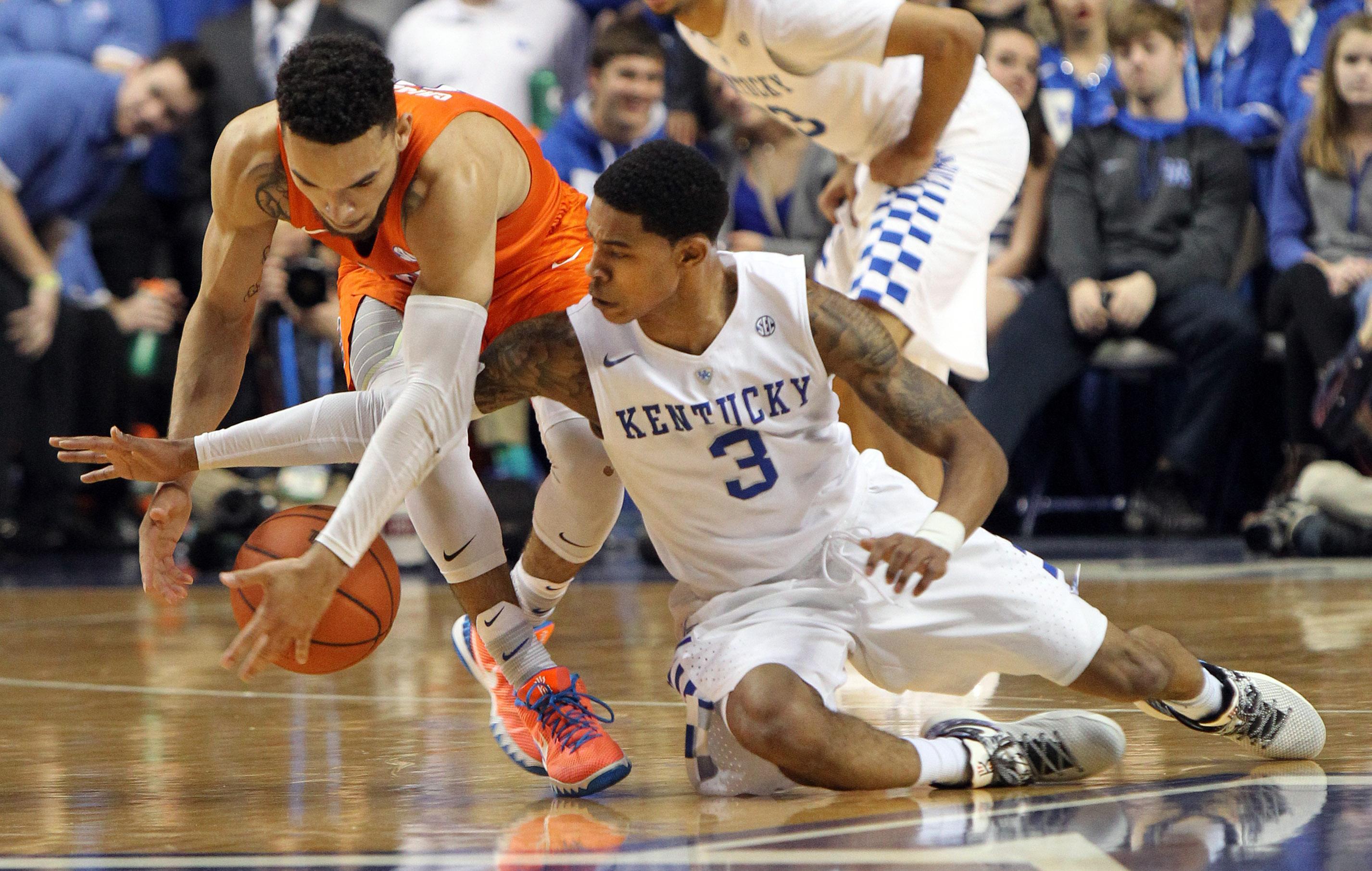 Florida Kentucky Basketball