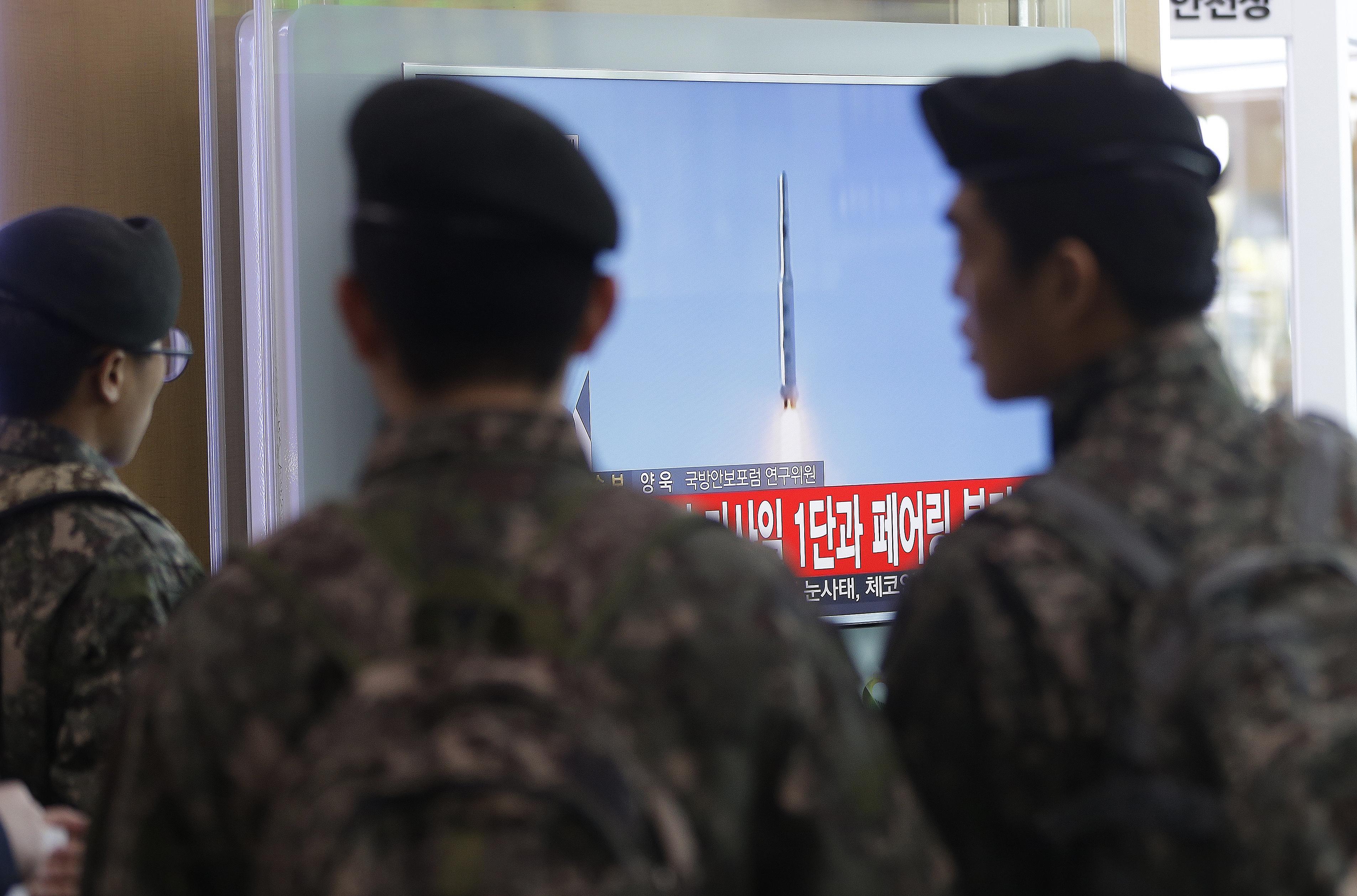 Aptopix South Korea North