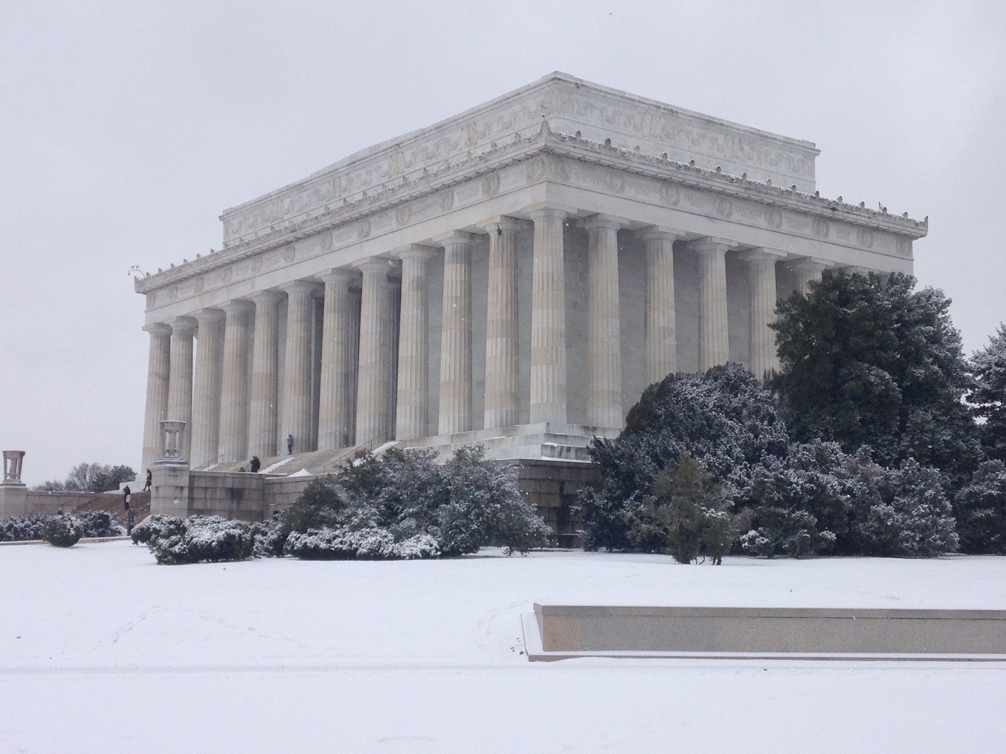 Lincoln Memorial To Be Renovated Washington Times