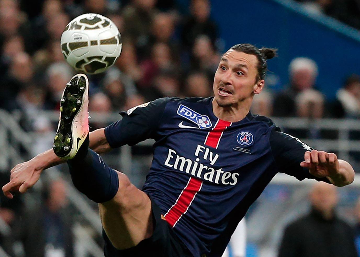 Ibrahimovic says he will leave PSG at the end of the season - Washington Times