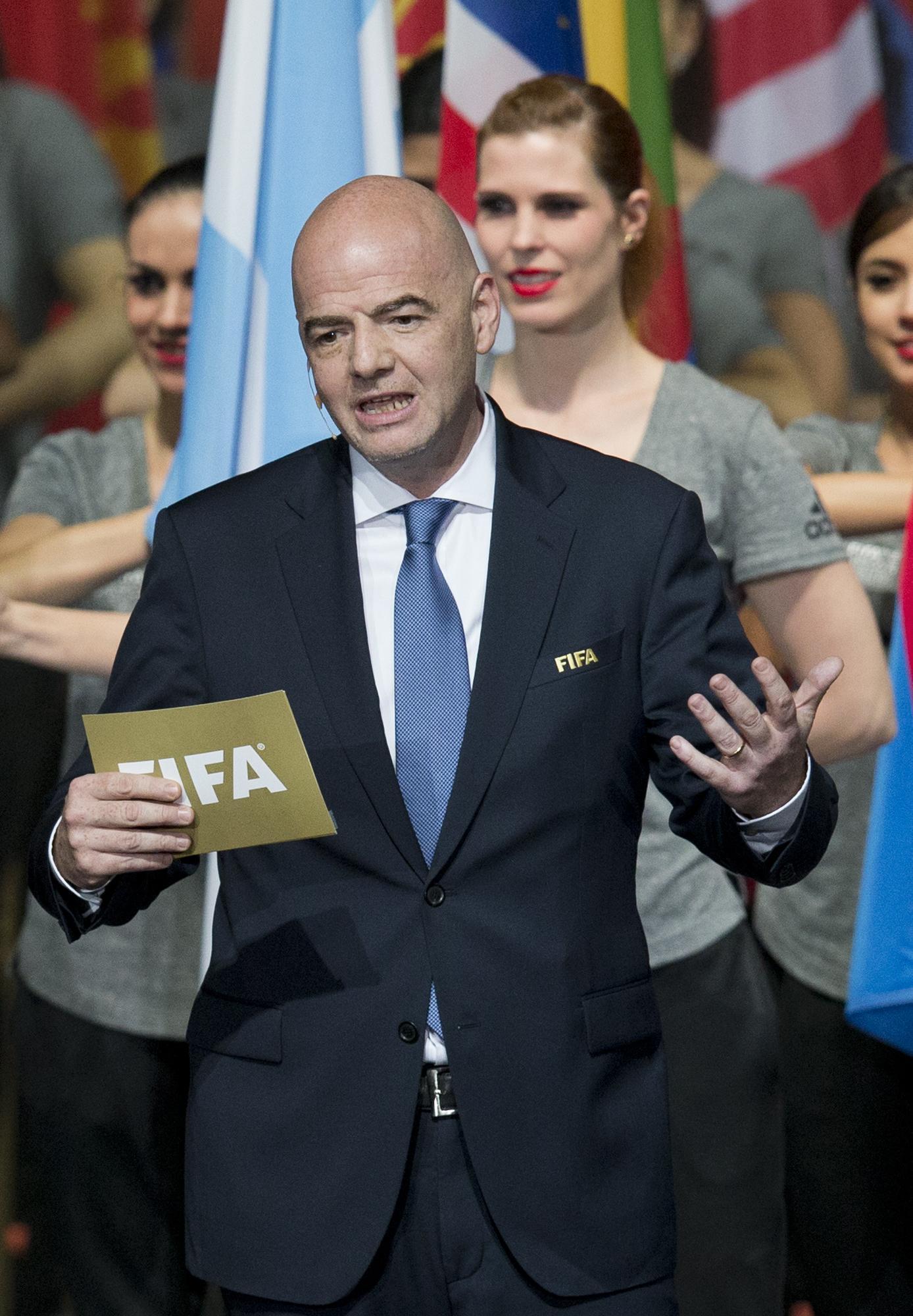 Kosovo, Gibraltar join FIFA before 2018 World Cup qualifying - Washington Times