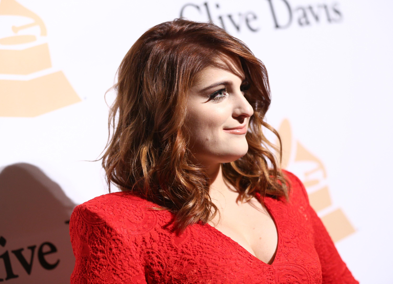 Meghan Trainor laughs off 'Tonight Show' fall - Washington Times