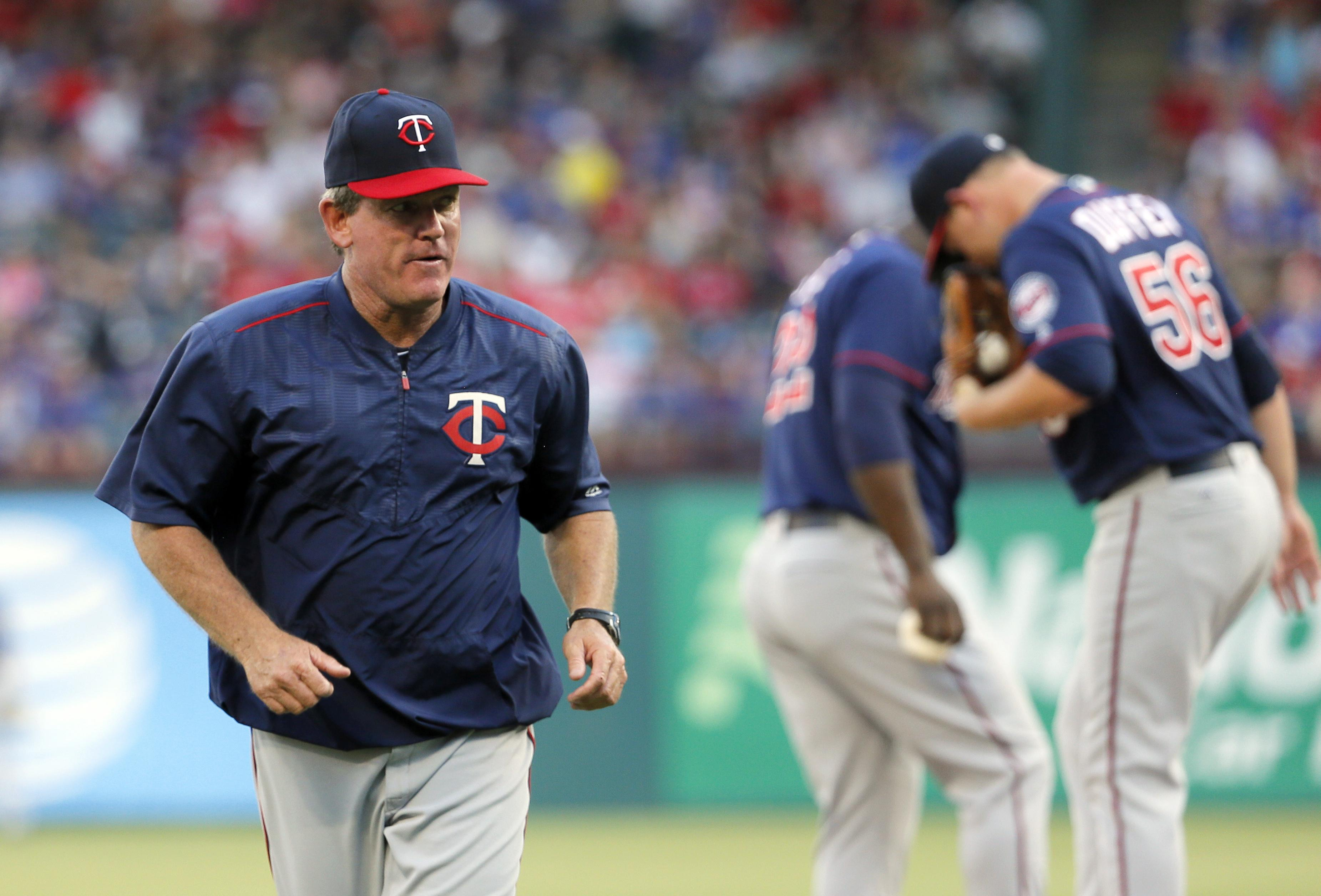 Rangers need break after 9th loss in 12 games, 15-5 to Twins