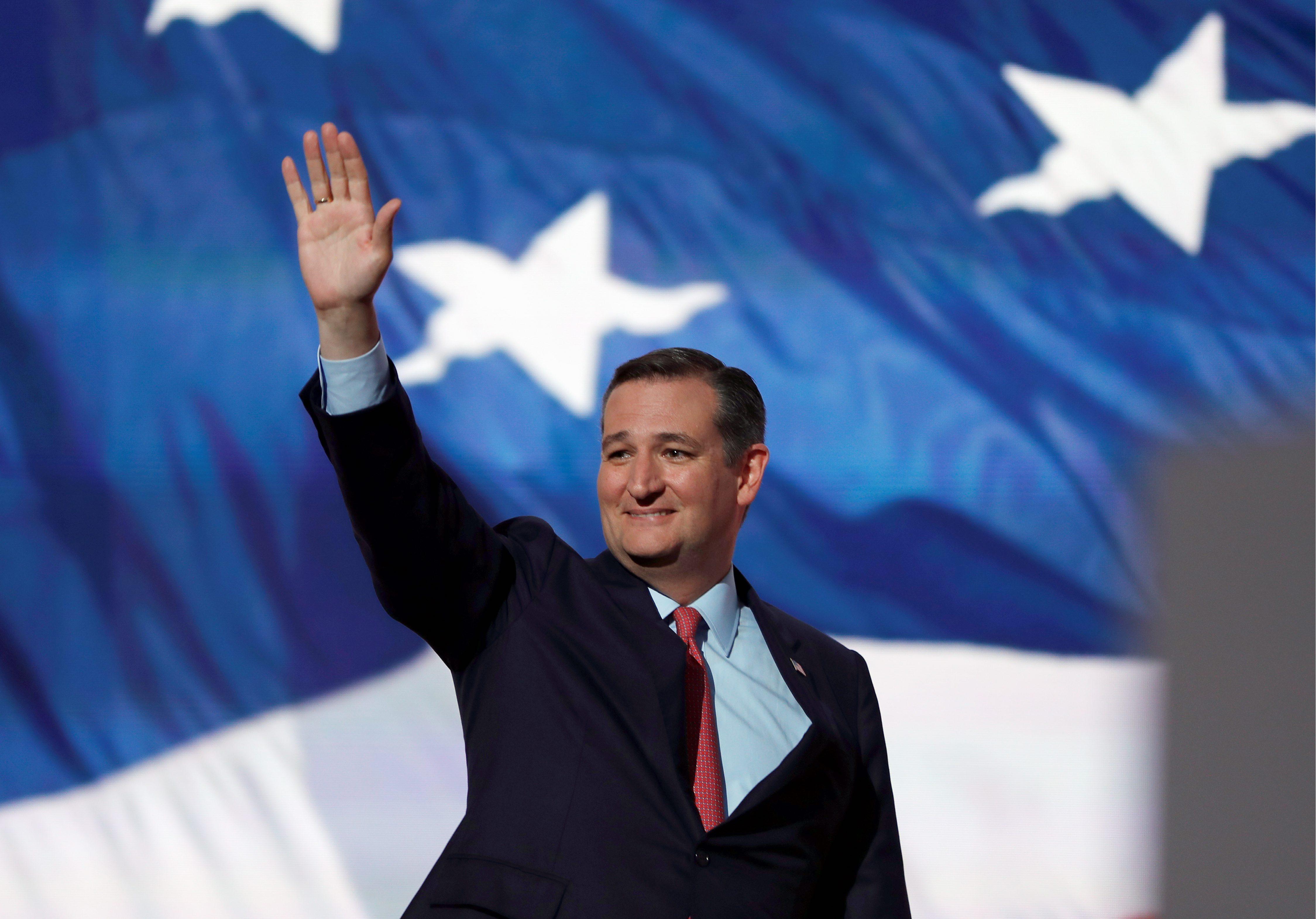 Ted Cruz quiet after convention speech, working to rebuild political brand