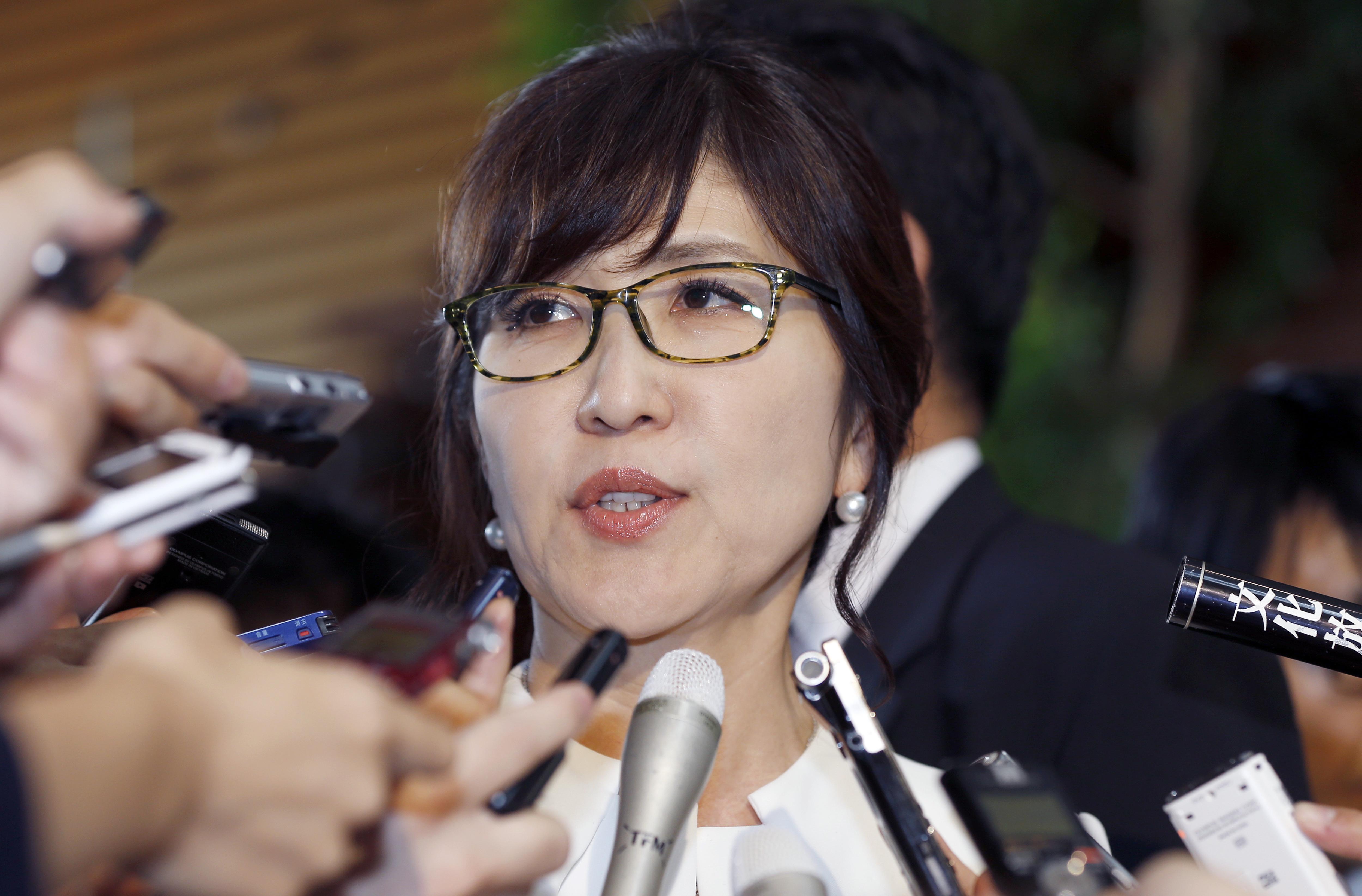 Japan picks defense chief who downplays wartime past - Washington Times