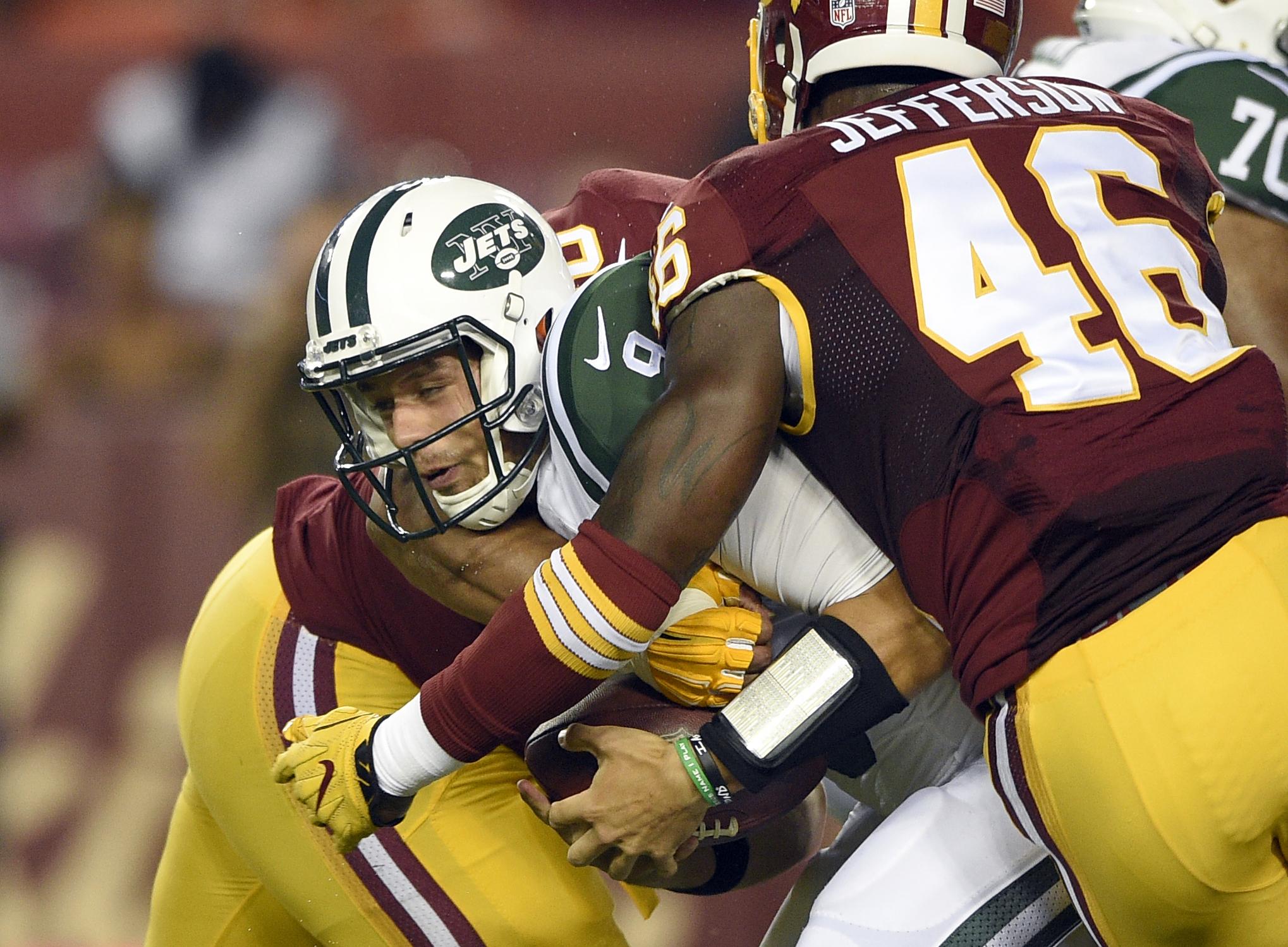 NFL Jerseys - The Latest Willie Jefferson News   SportSpyder