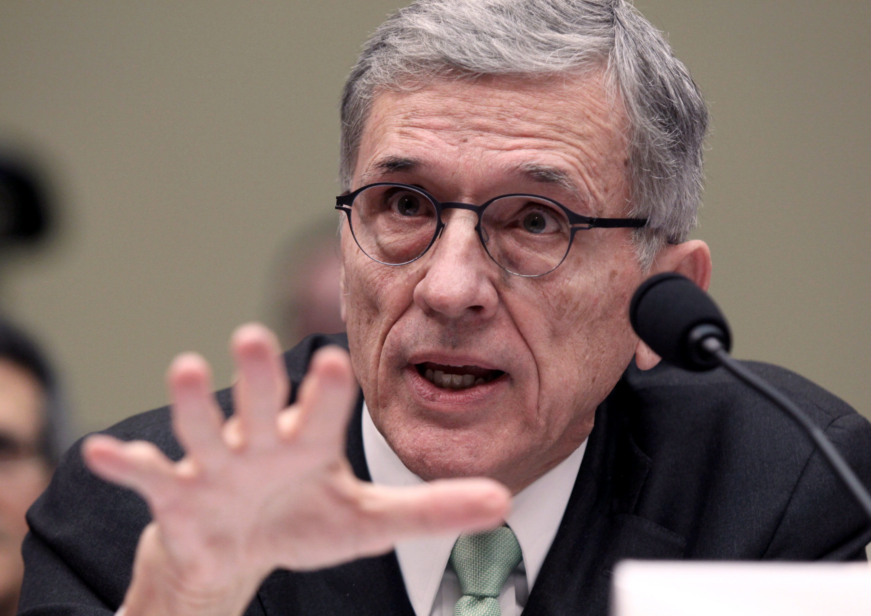 ISPs must get permission to share Internet users' private browsing history: FCC - Washington Times