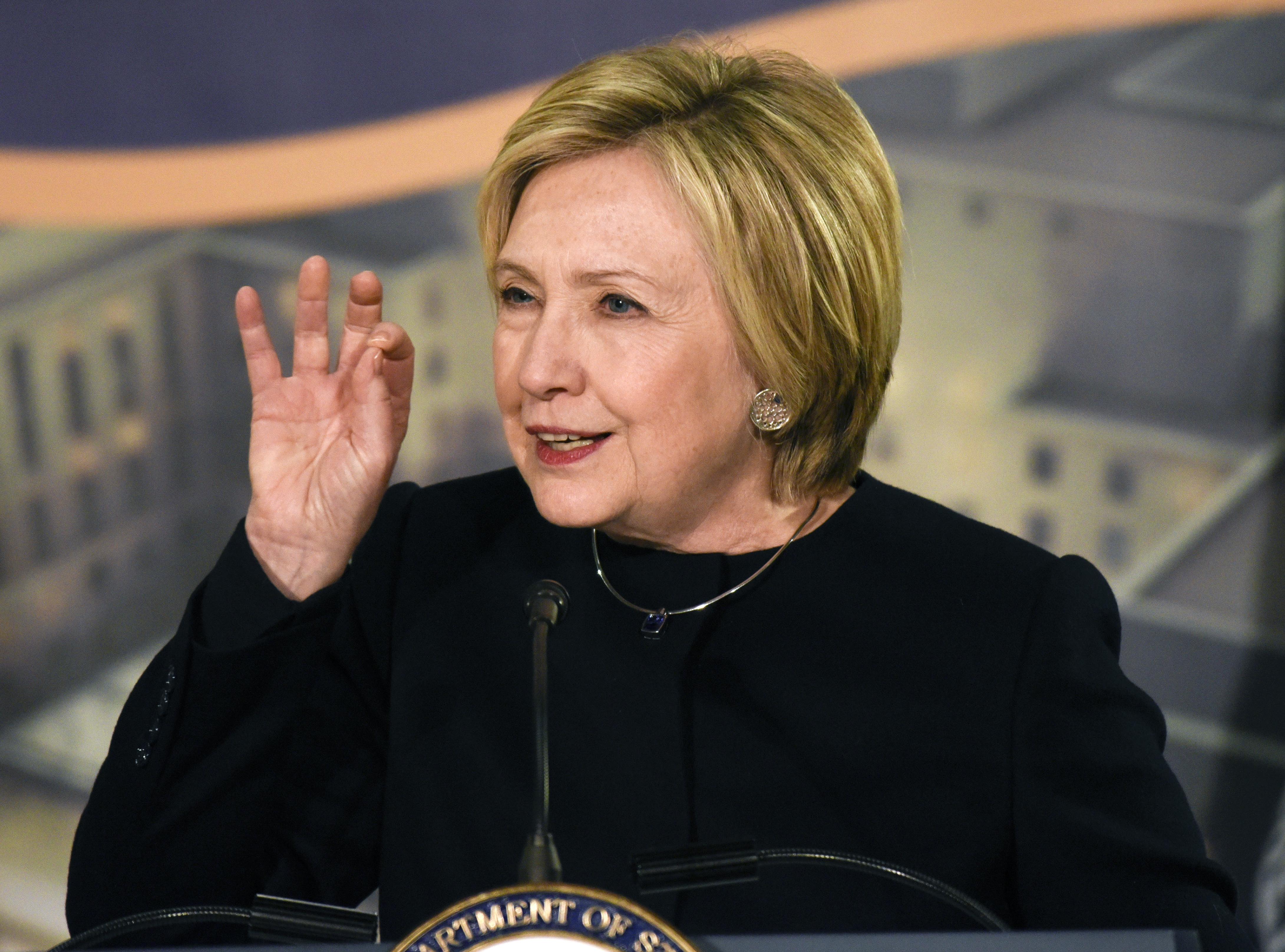 Hillary Clinton operatives stoke doubts of Donald Trump presidency