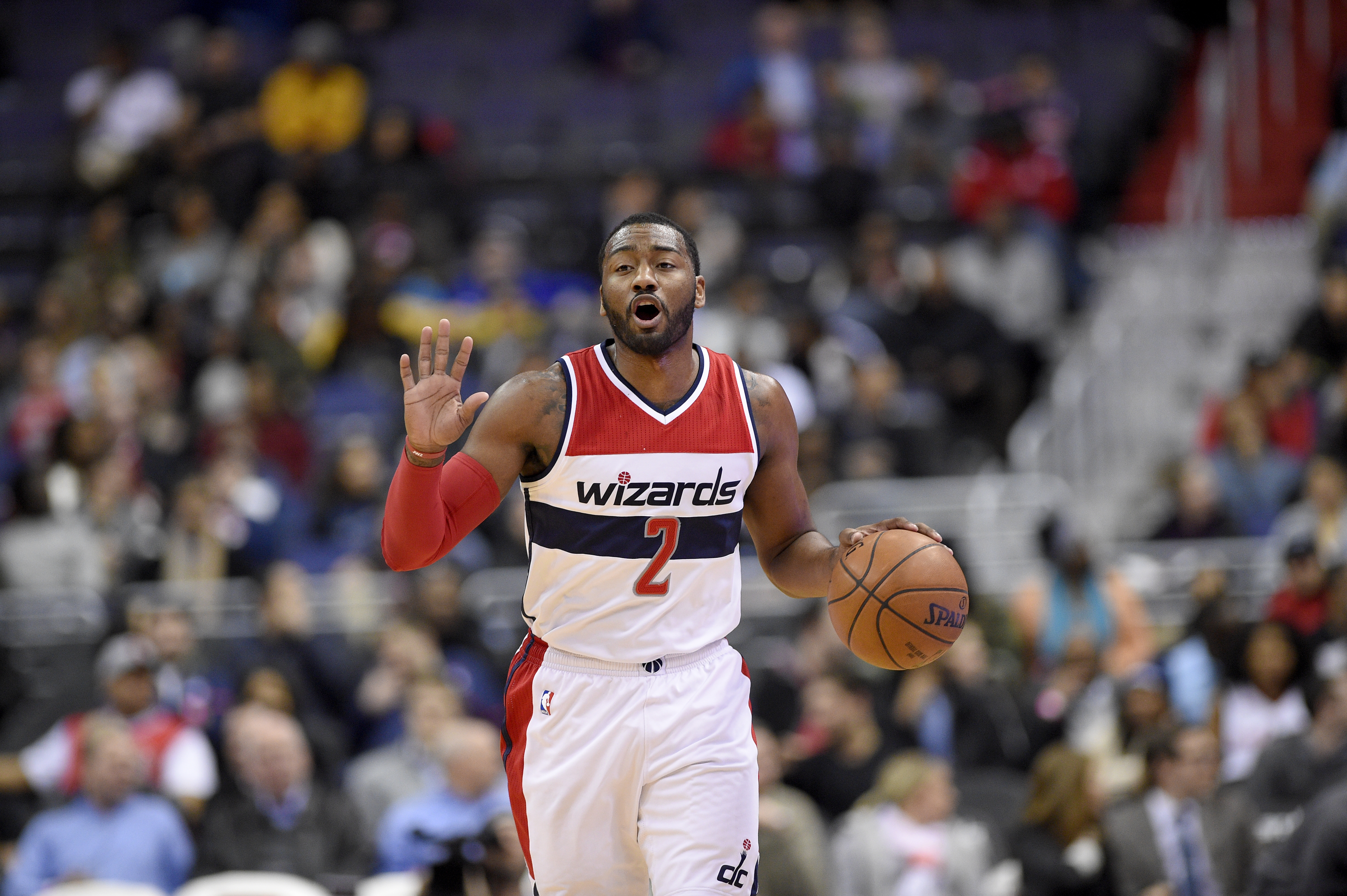 John Wall fined by NBA for altercation in Boston