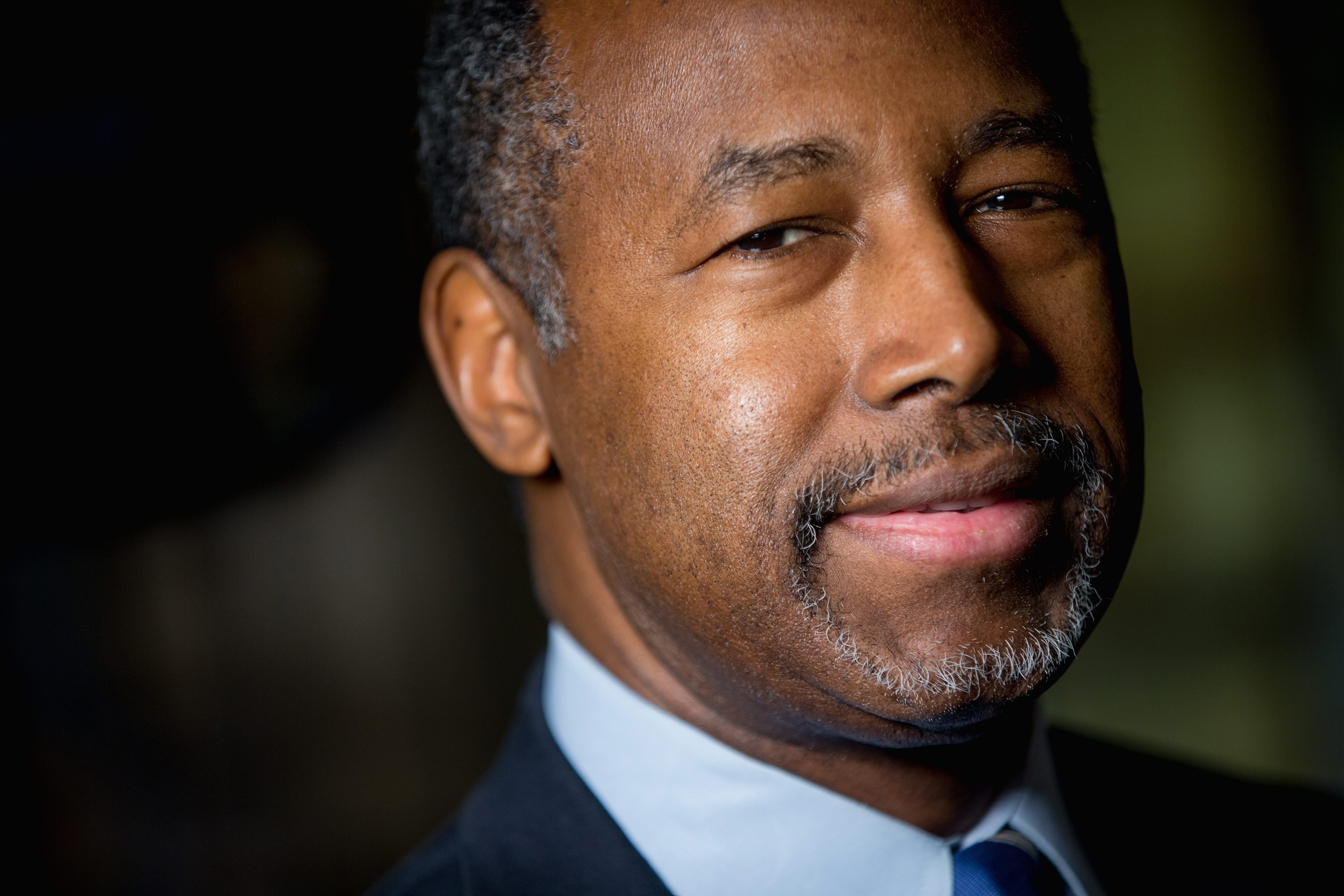 Ben carson as role model long room for The carson