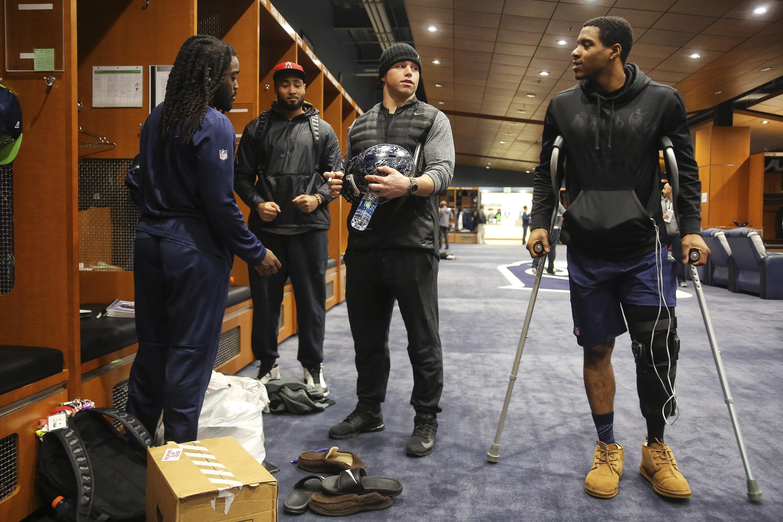 Seahawks_locker_cleanout_football_32303