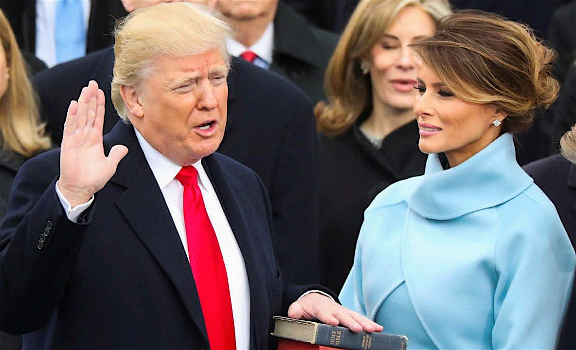 Donald Trump inauguration drew record online audiences for live video streaming