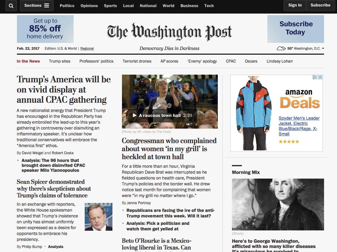 Washington post word wipe