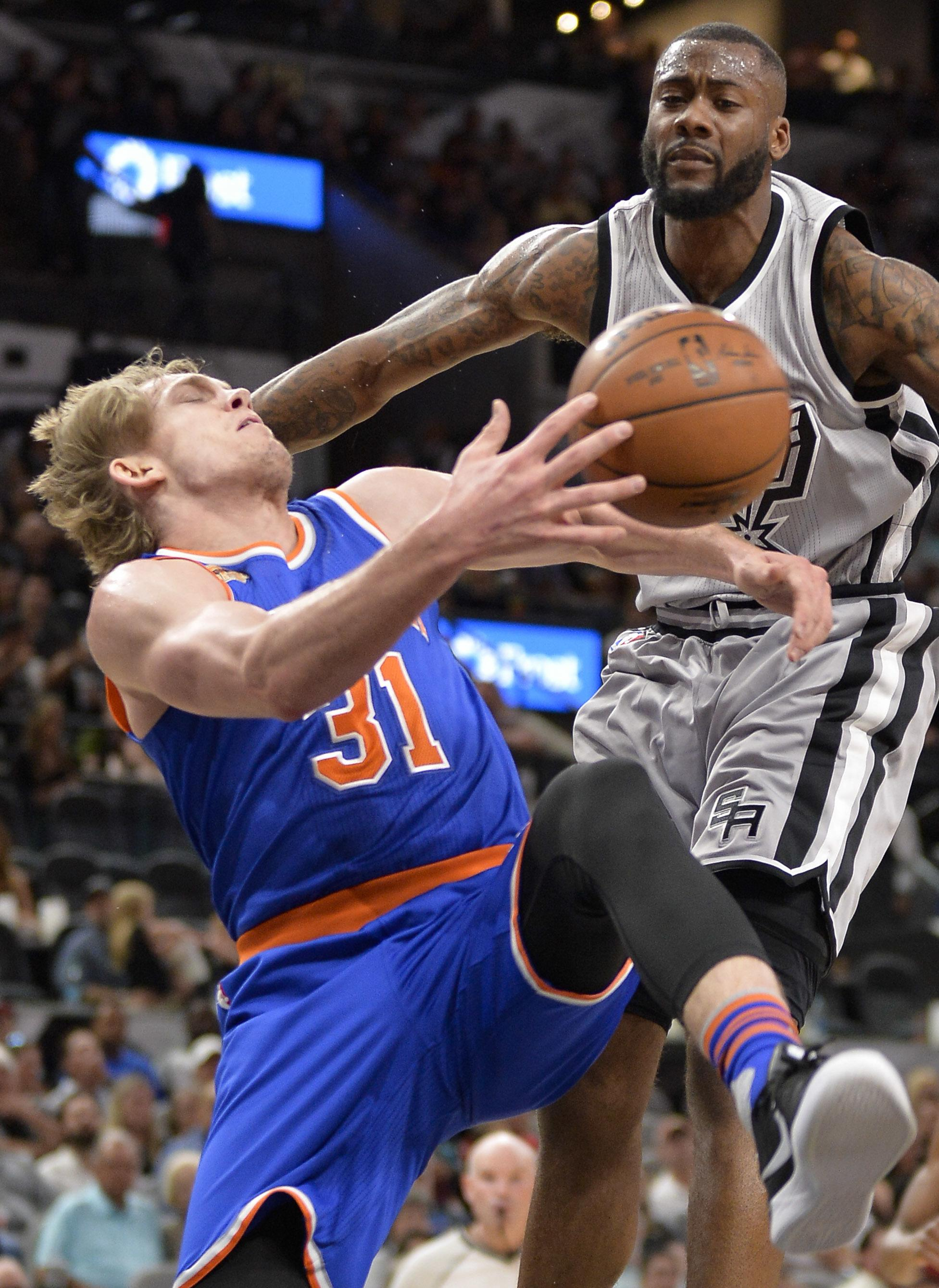 Aptopix_knicks_spurs_basketball_51857