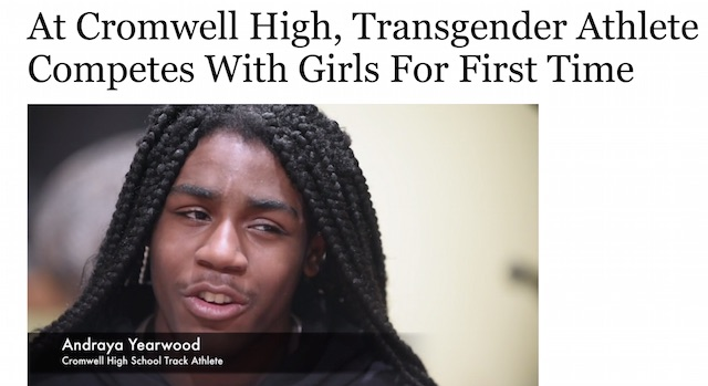 Transgender Girl Defeats Biological Girls In High School Track Meet