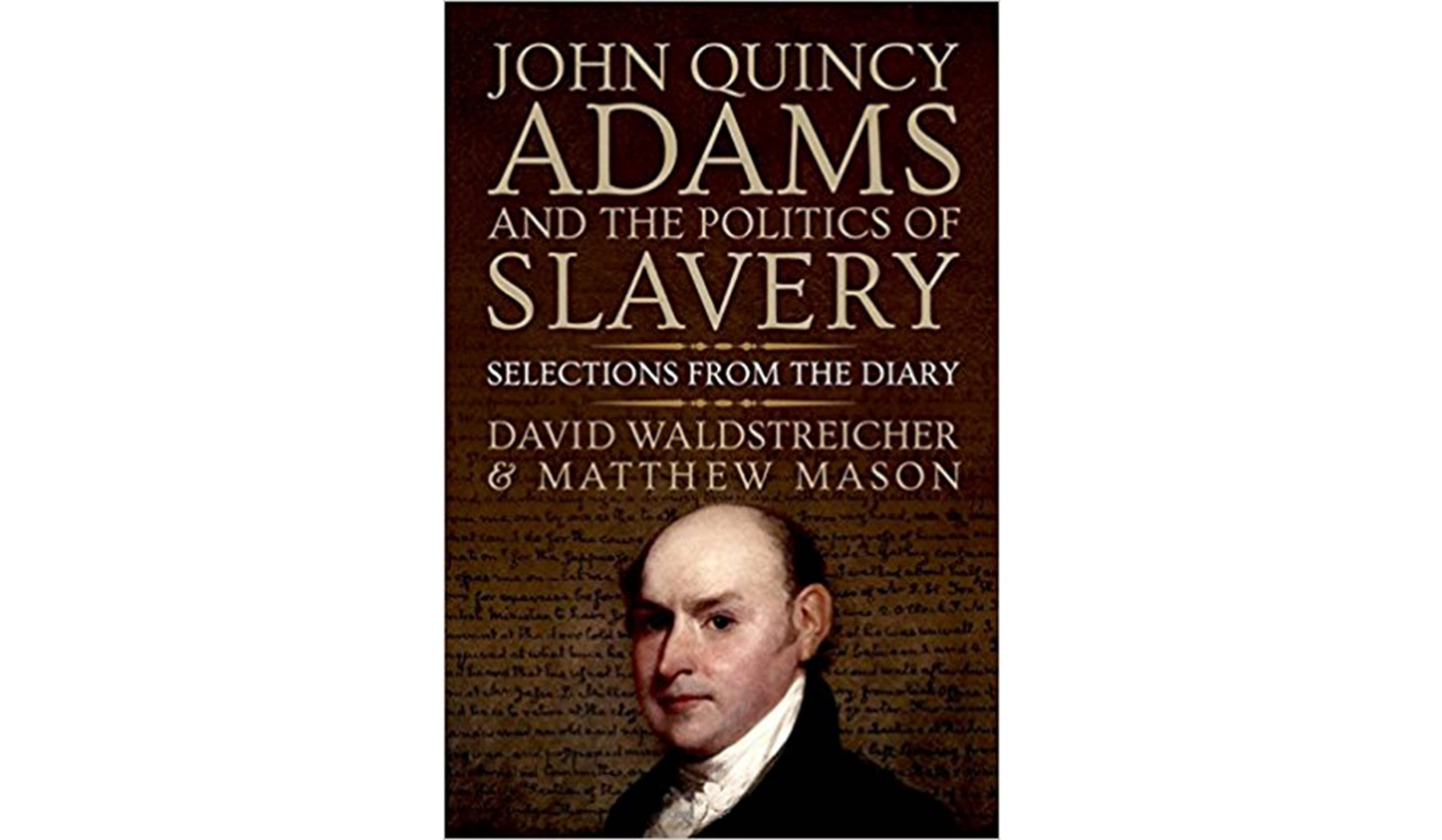 John quincy adams book report